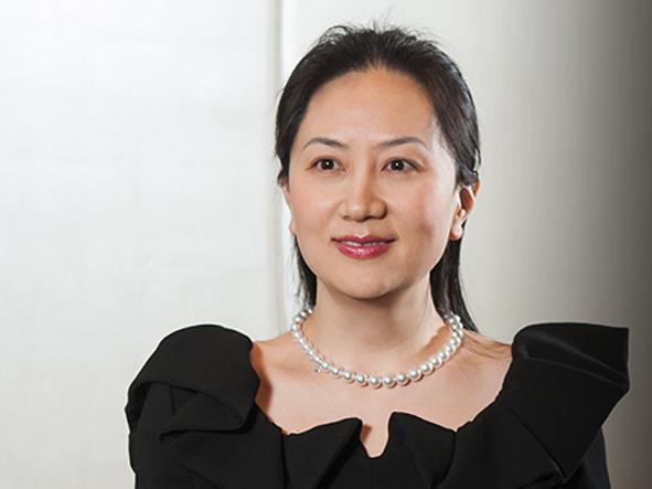 Huawei's Meng-Wanzhou