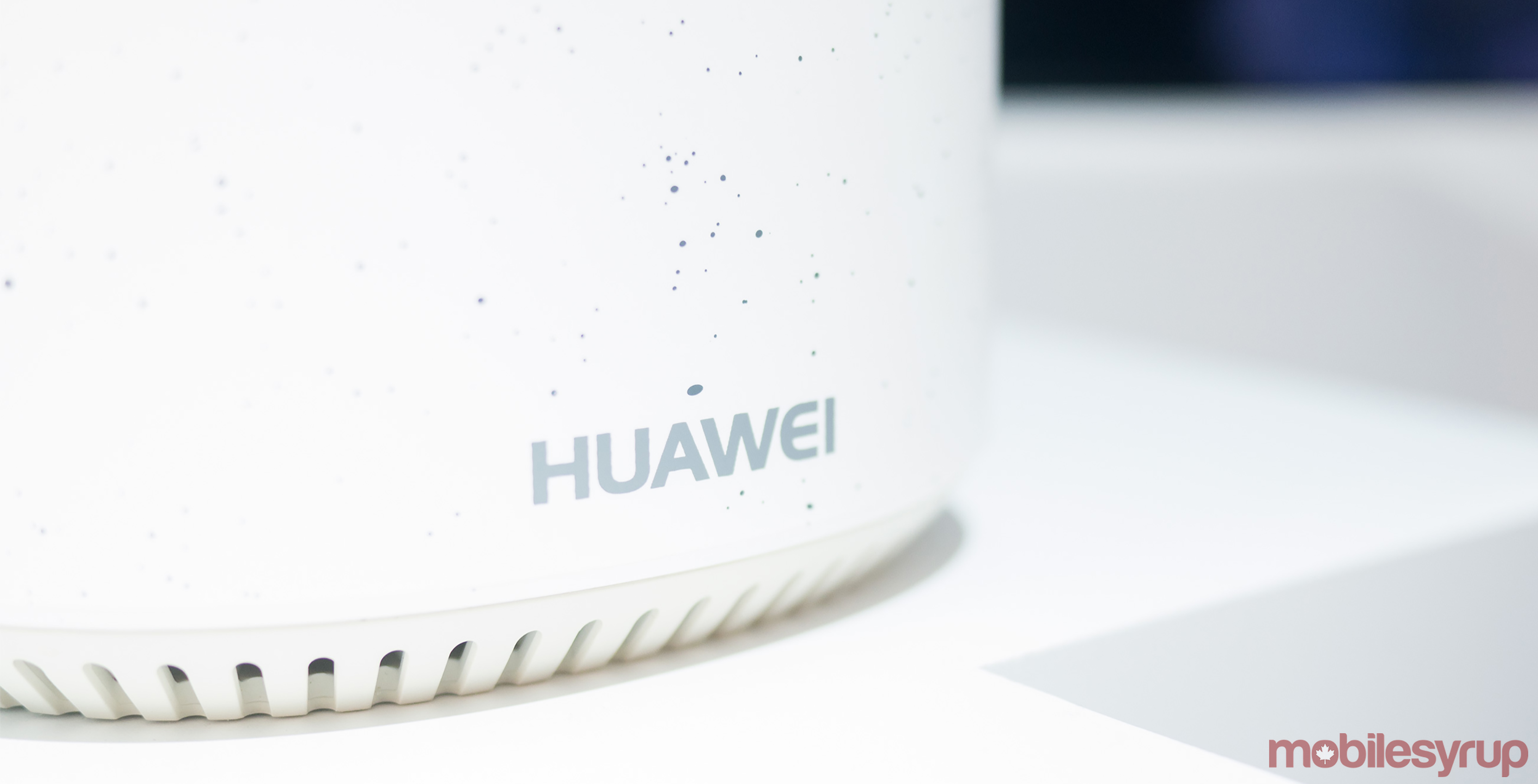 Huawei Canada executive says banning company wouldn't