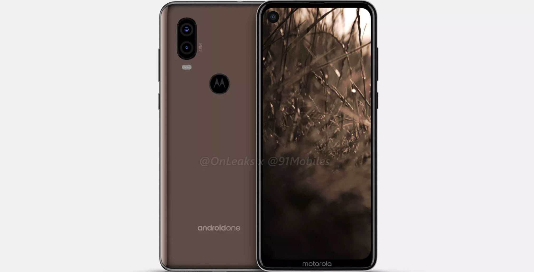 Motorola P40 Specifications and Design Leaked, Reveal Punch-Hole for Selfie Camera