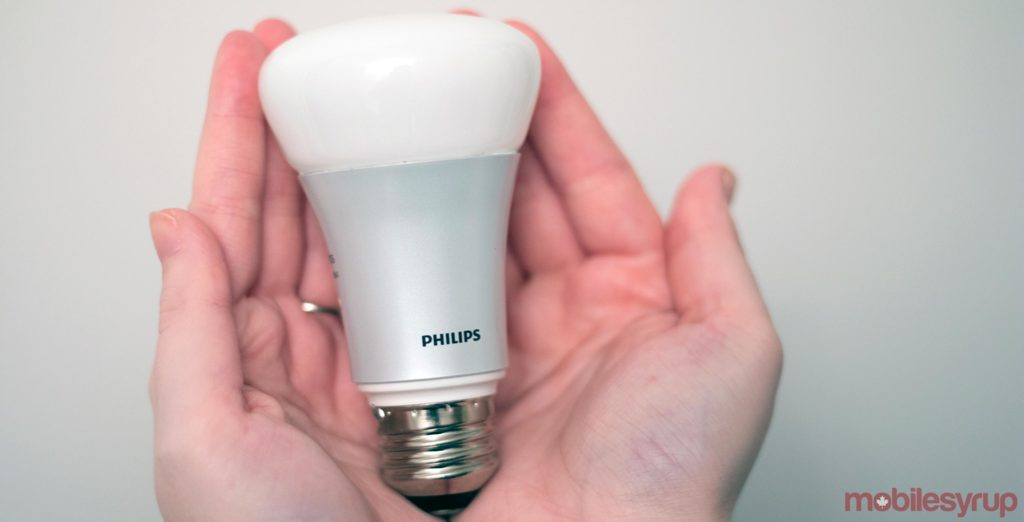 Latest Philips Hue update fixes power outage, full brightness issue