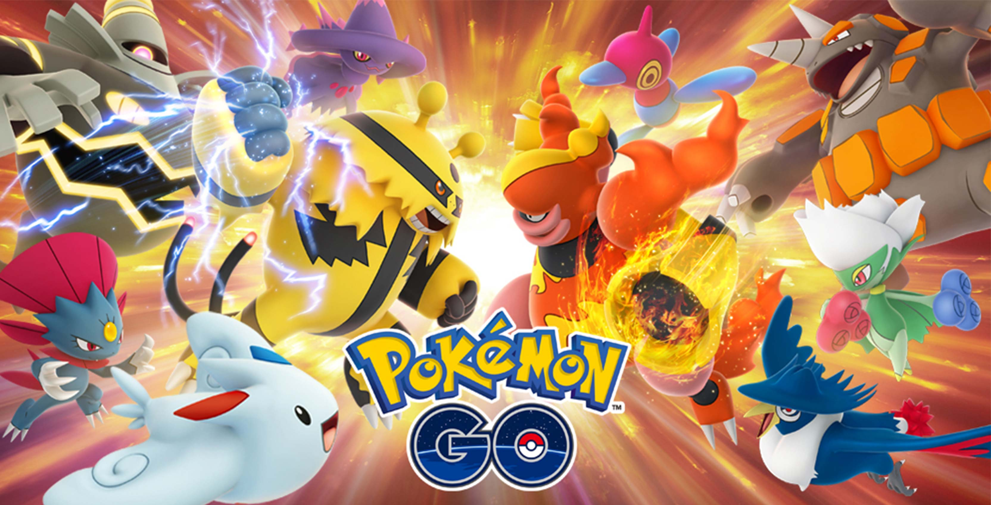 Pokémon GO Game Reveals Trainer Battle System