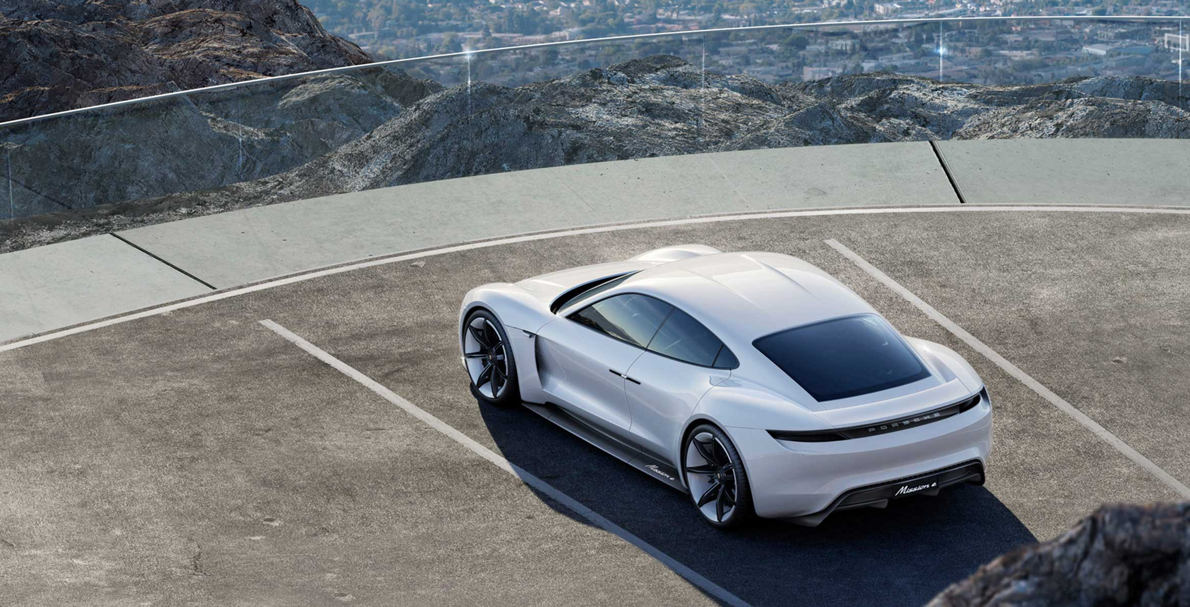 Porsche reveals pricing for its electric sports car the Taycan