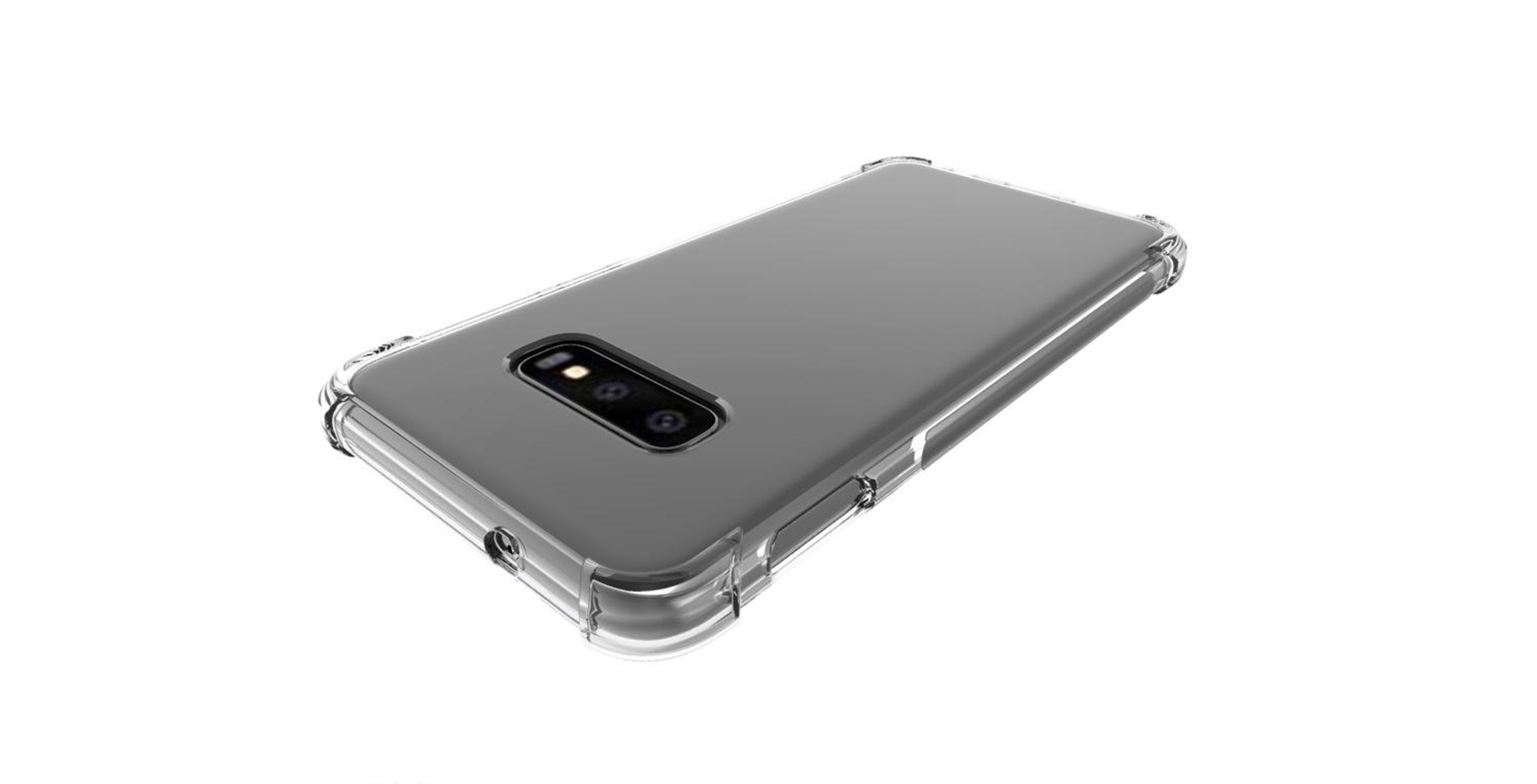 Samsung Galaxy S10 Lite case render
