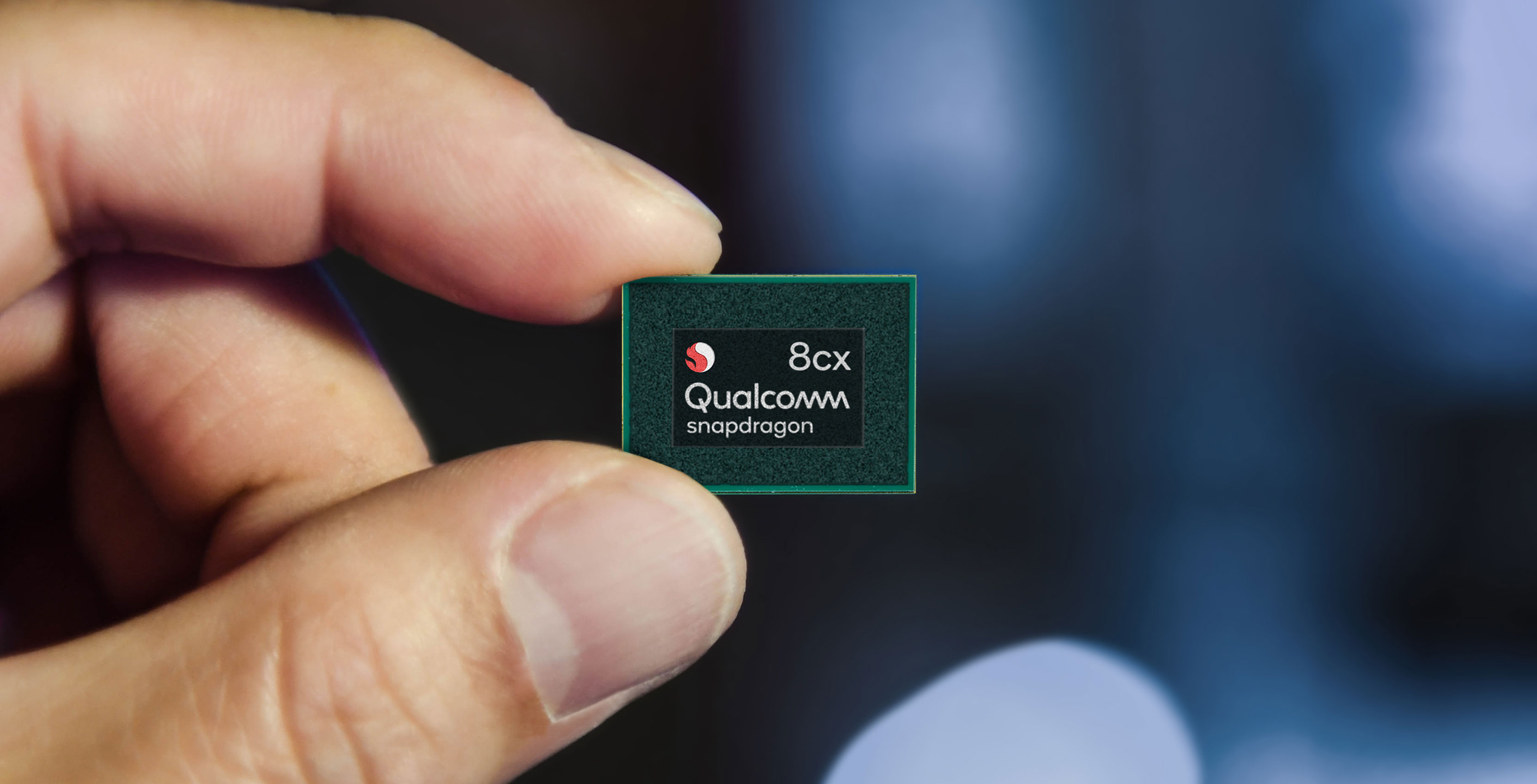 Snapdragon's new 8cx PC chip