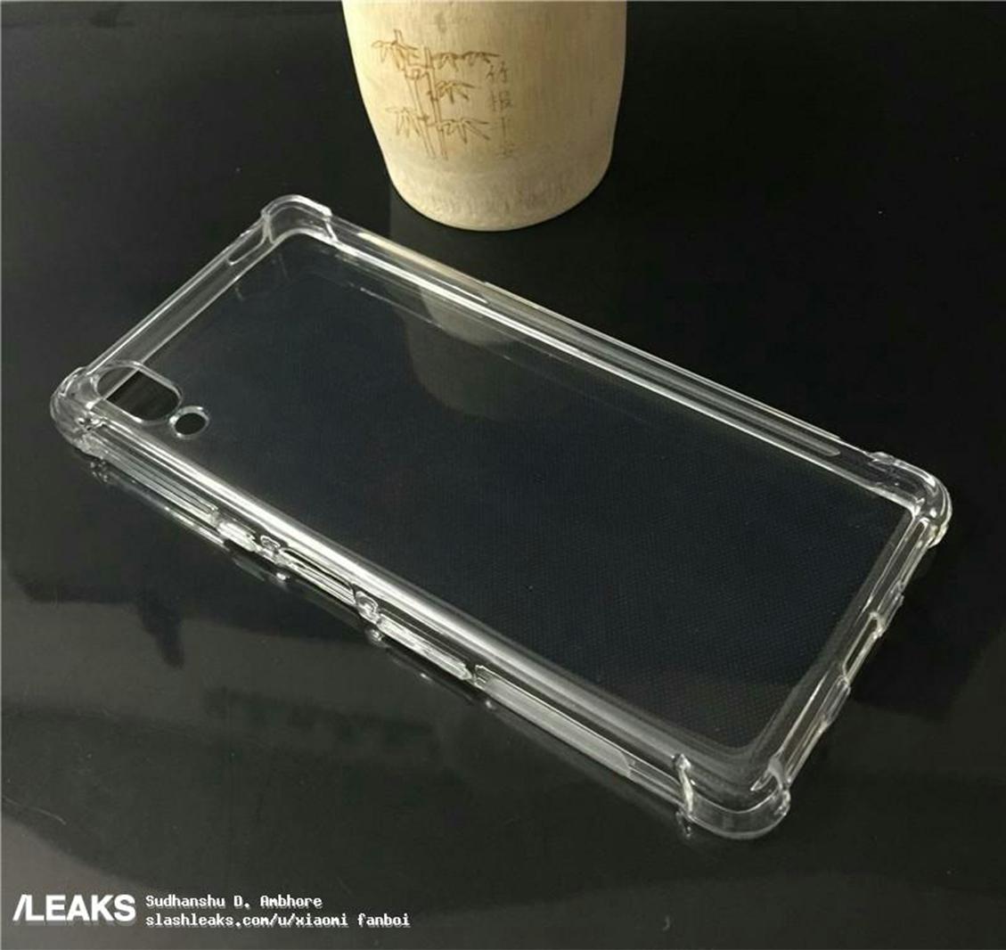 Sony Xperia L3 case leak