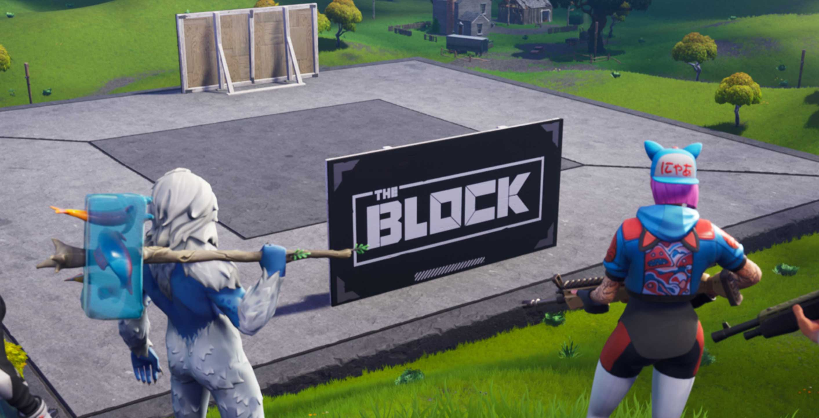 Fortnite Announces The Block A New Creation Feature In Battle