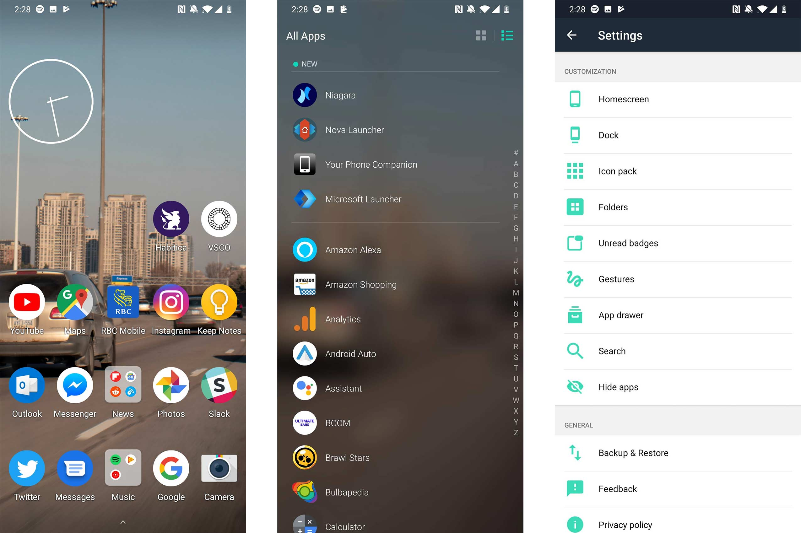 MobileSyrup's 4 favourite Android Launchers