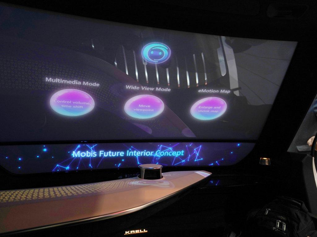 Hyundai Mobis concept