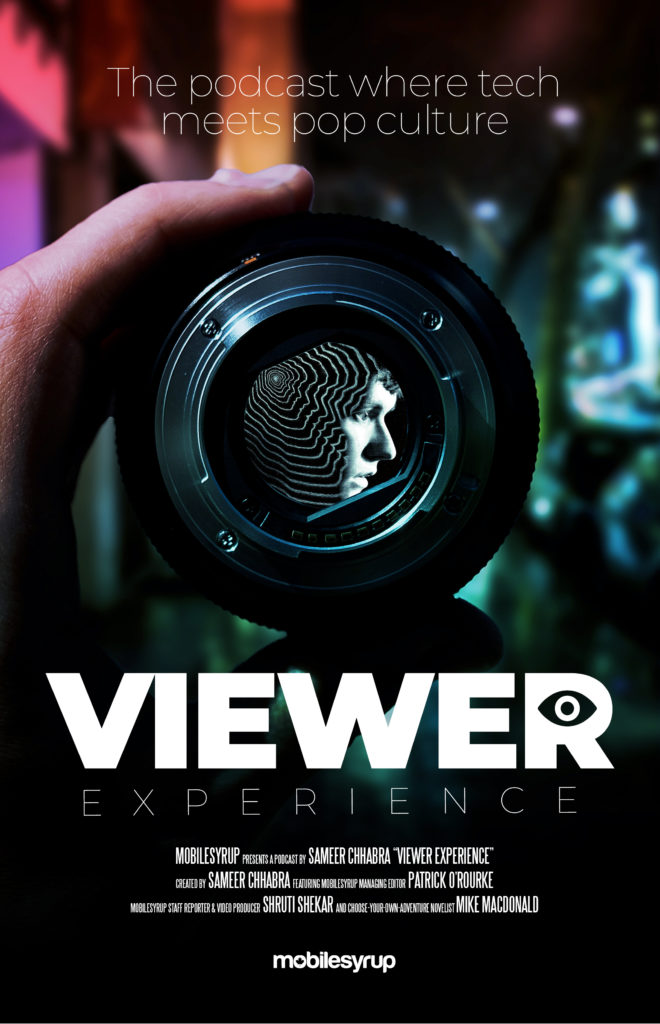 Viewer Experience Podcast Ep 9 Black Mirror