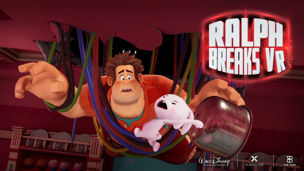 Ralph Breaks VR Ralph