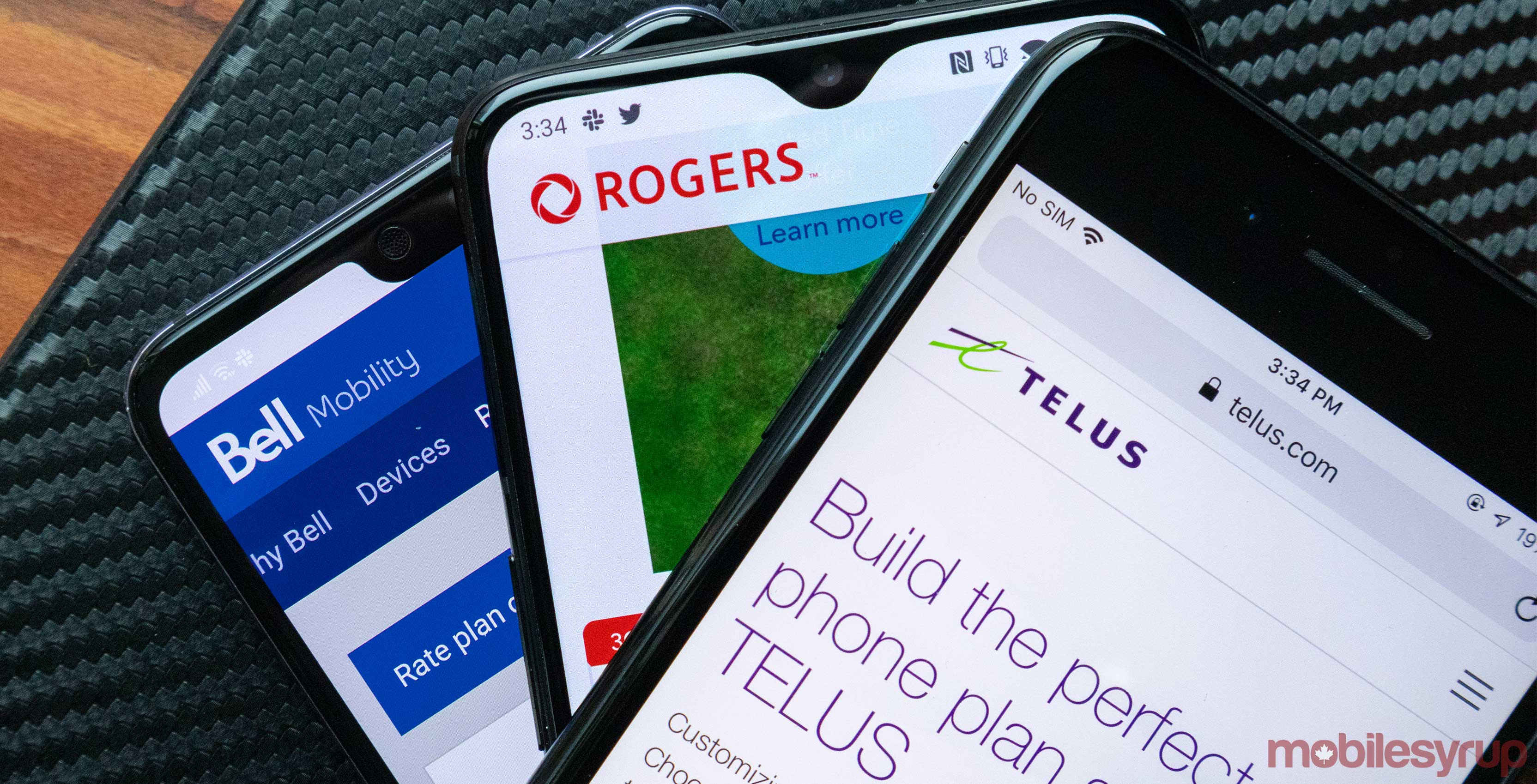 Bell, Telus, Rogers offering 3GB bonus data with most plans