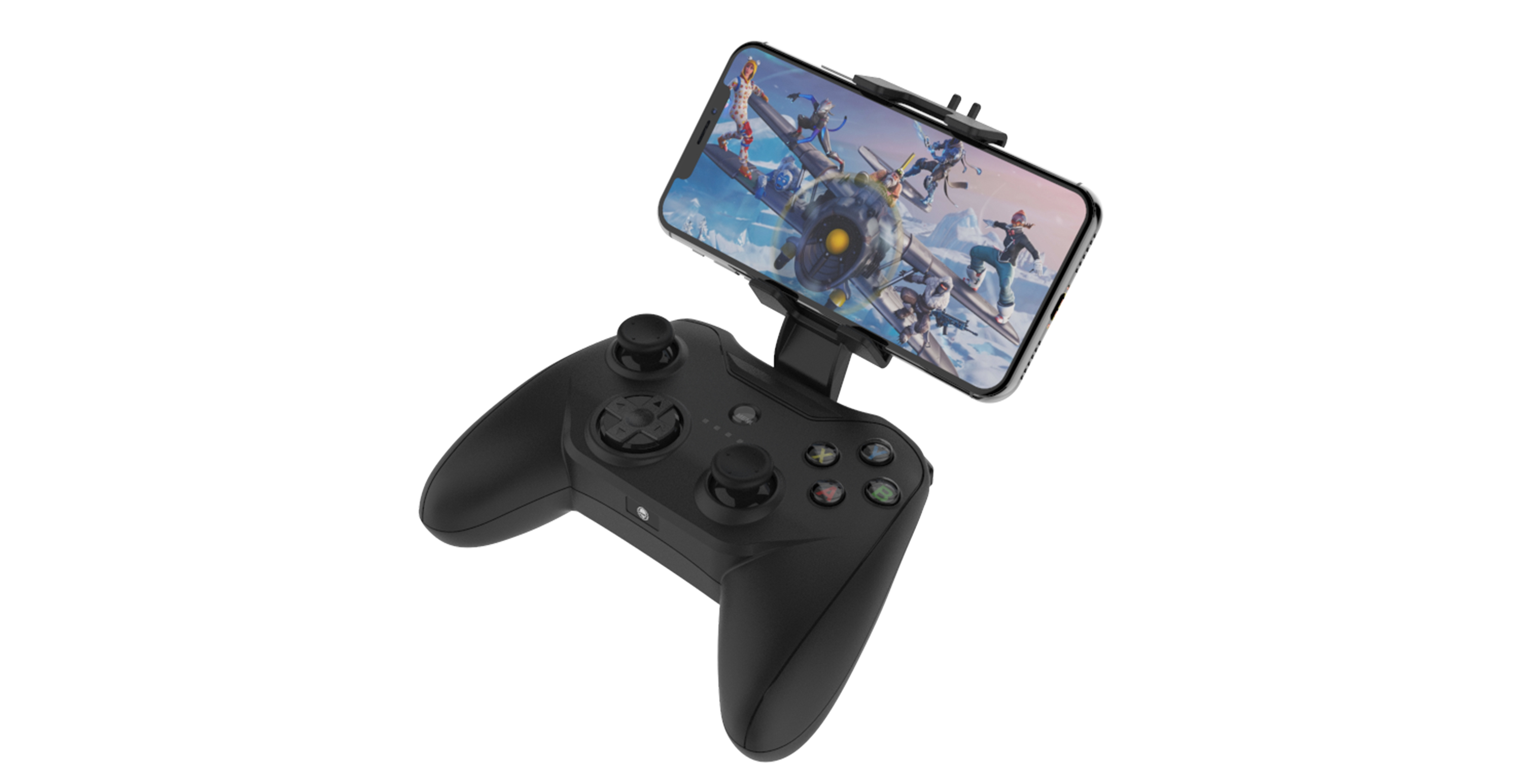 with fortnite patching in the ability to use bluetooth controllers on ios and android players can replicate the console experience from their mobile - fortnite on ios with controller