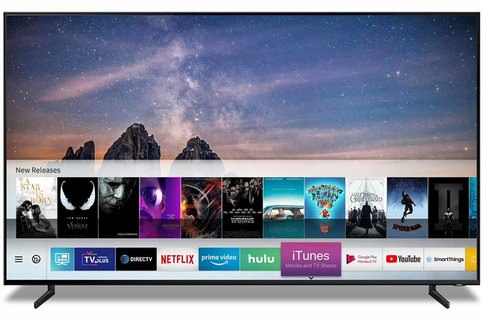 Apple and Samsung bring iTunes and AirPlay to smart TVs