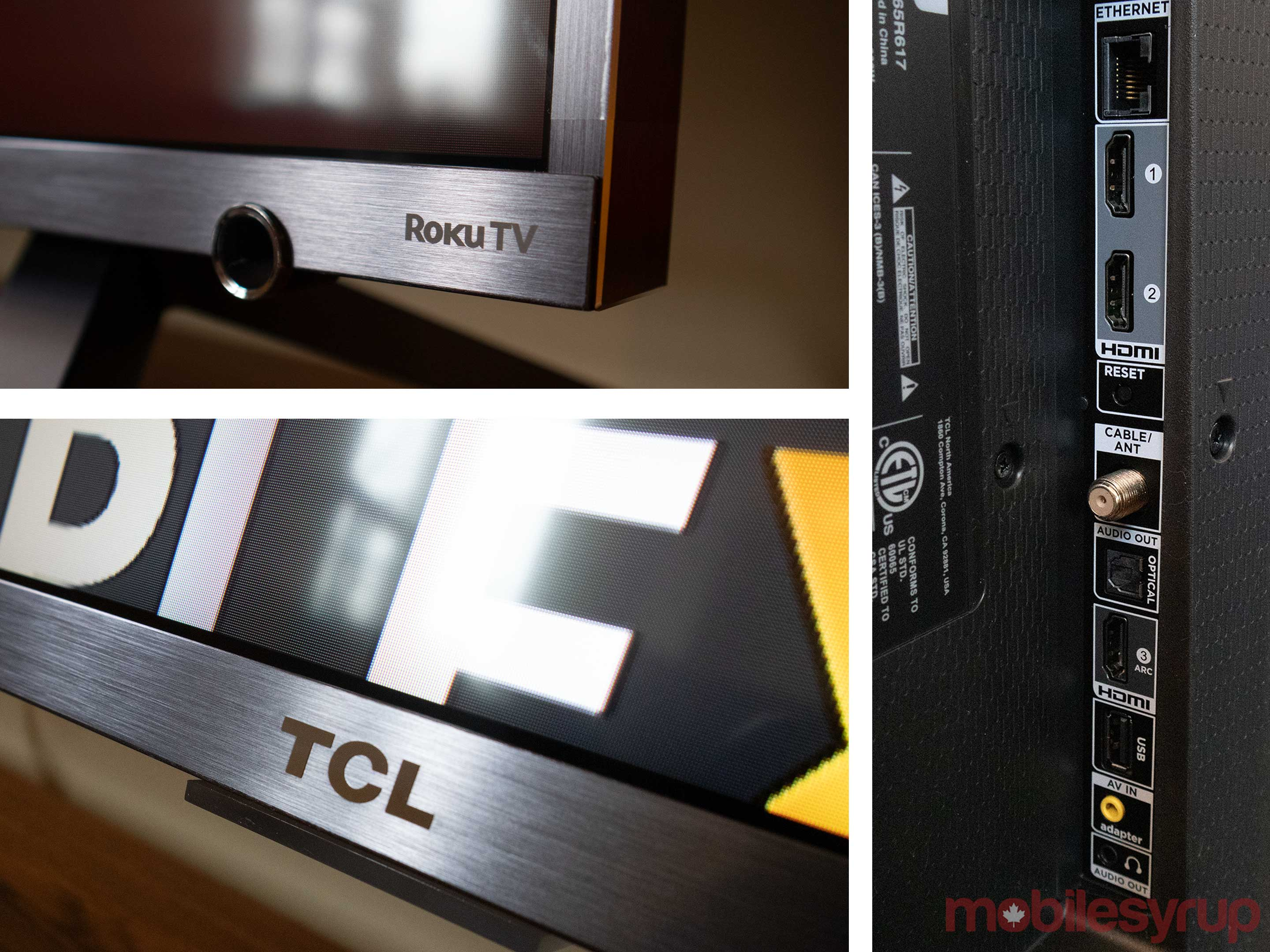 TCL's Series-4 and Series-6 TV offer high-end features for a