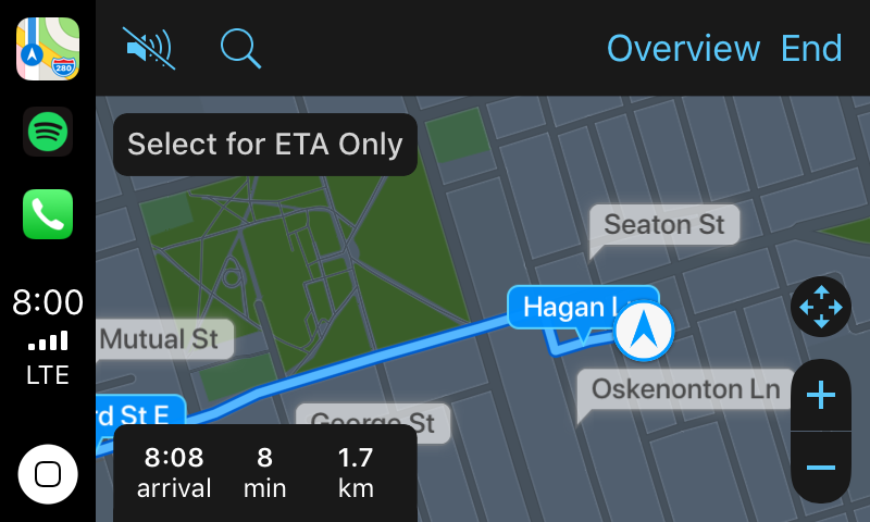 Waze and Apple's CarPlay Hands-on: A step forward