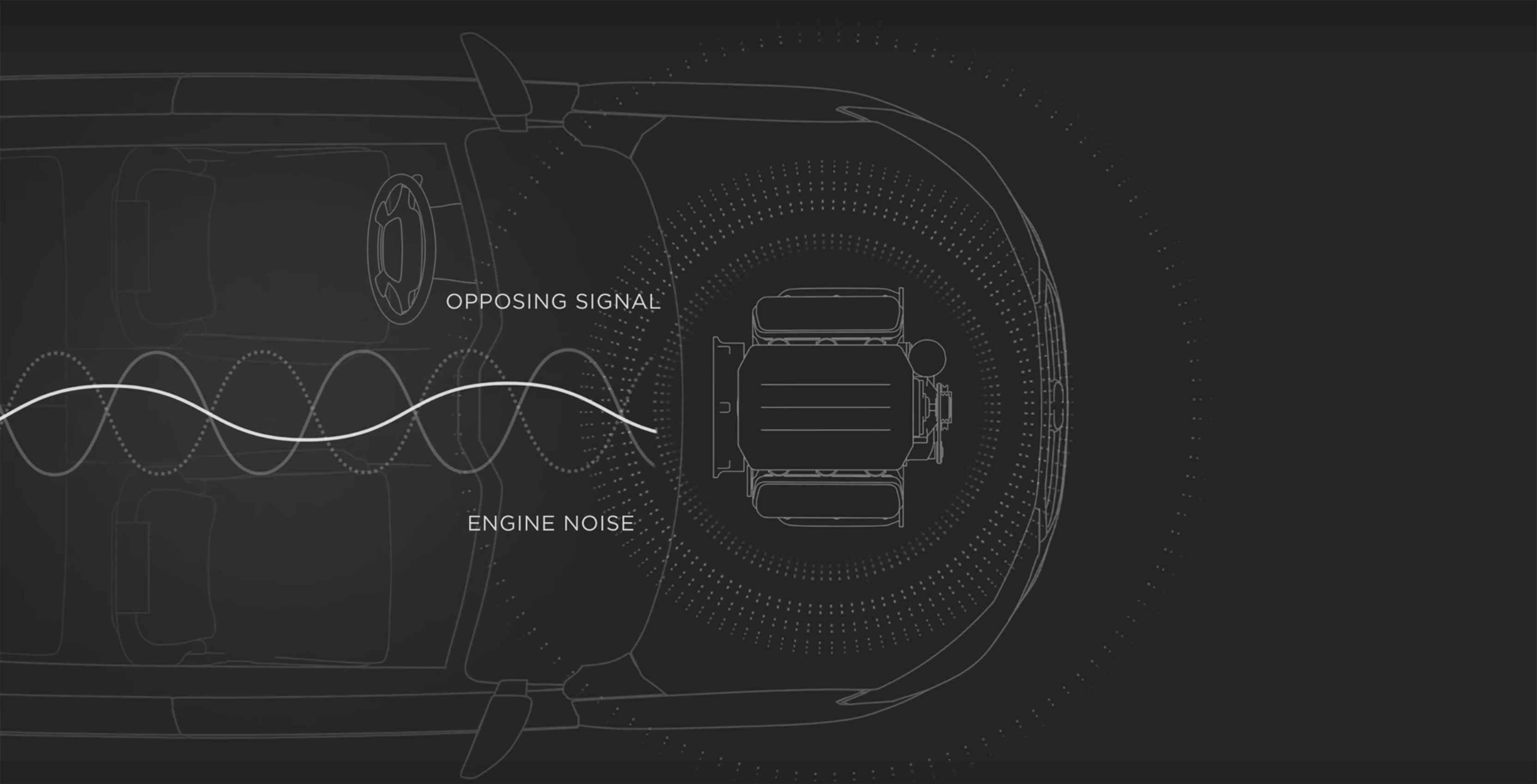 Bose noise-cancelling car tech