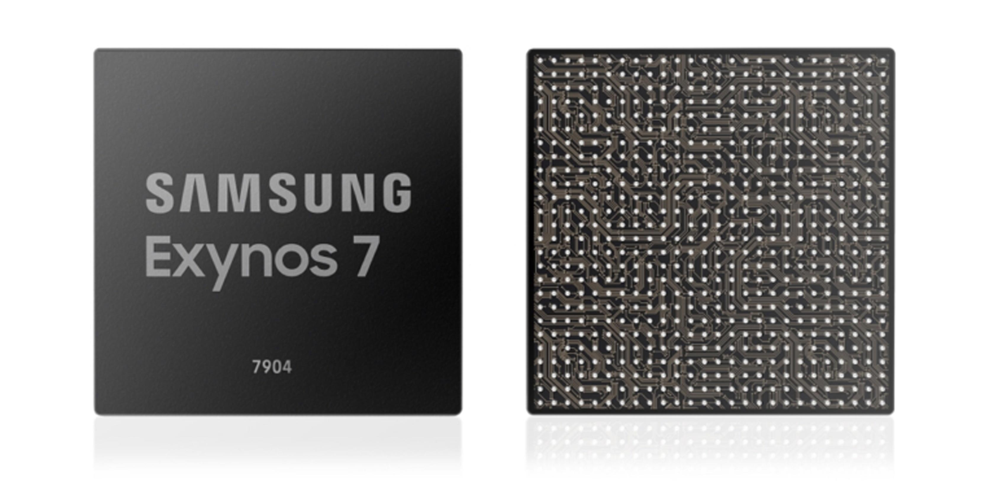 Samsung's new Exynos 7904 chipset