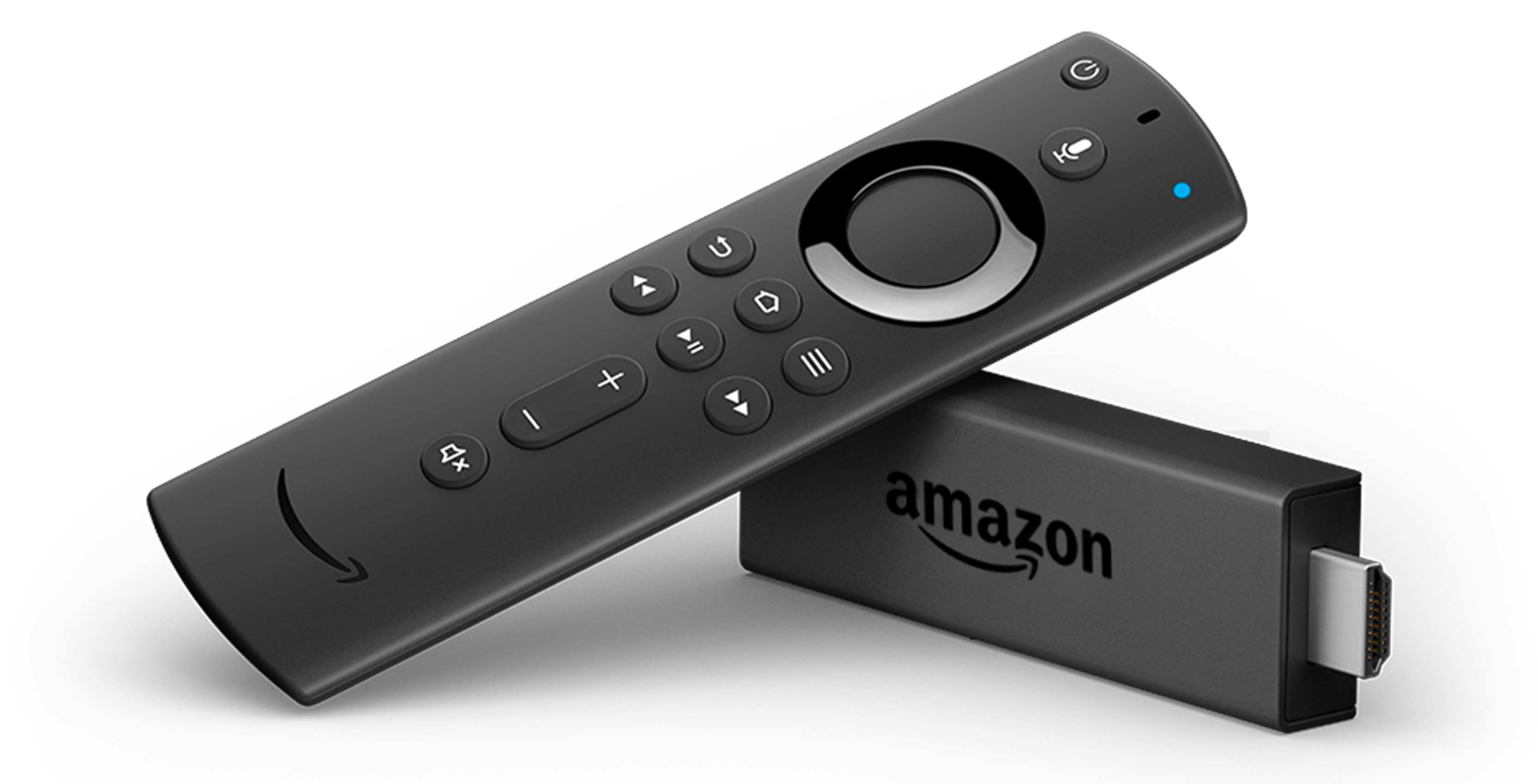 Amazon adds its new Alexa Voice Remote to its Fire TV Stick