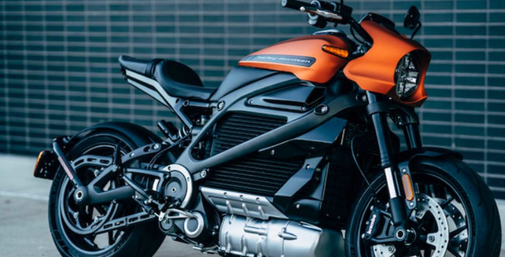 You can pre-order the electric Harley Davidson LiveWire in Canada
