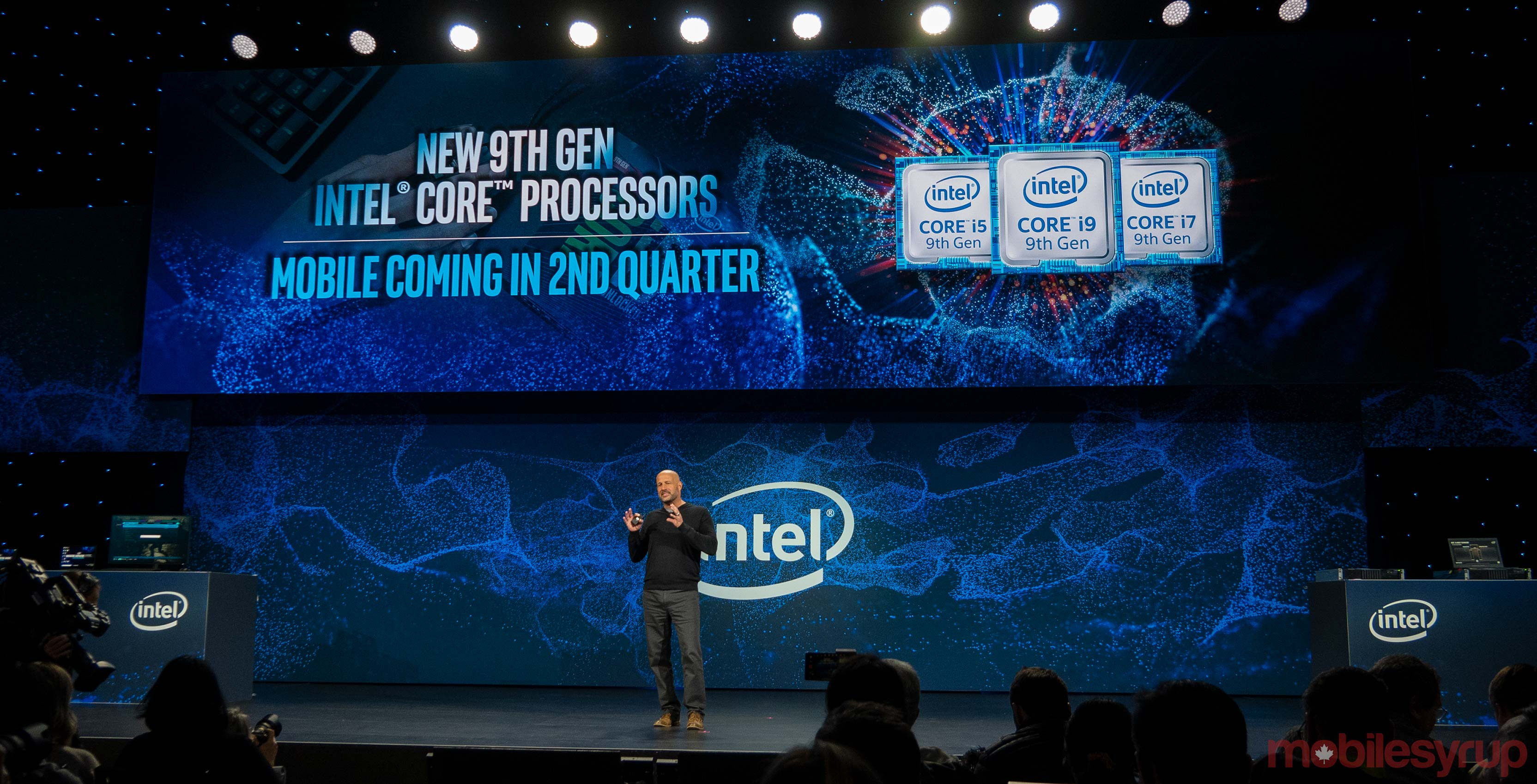 Intel's 9th Gen Core processors headed to laptops in Q2 2019