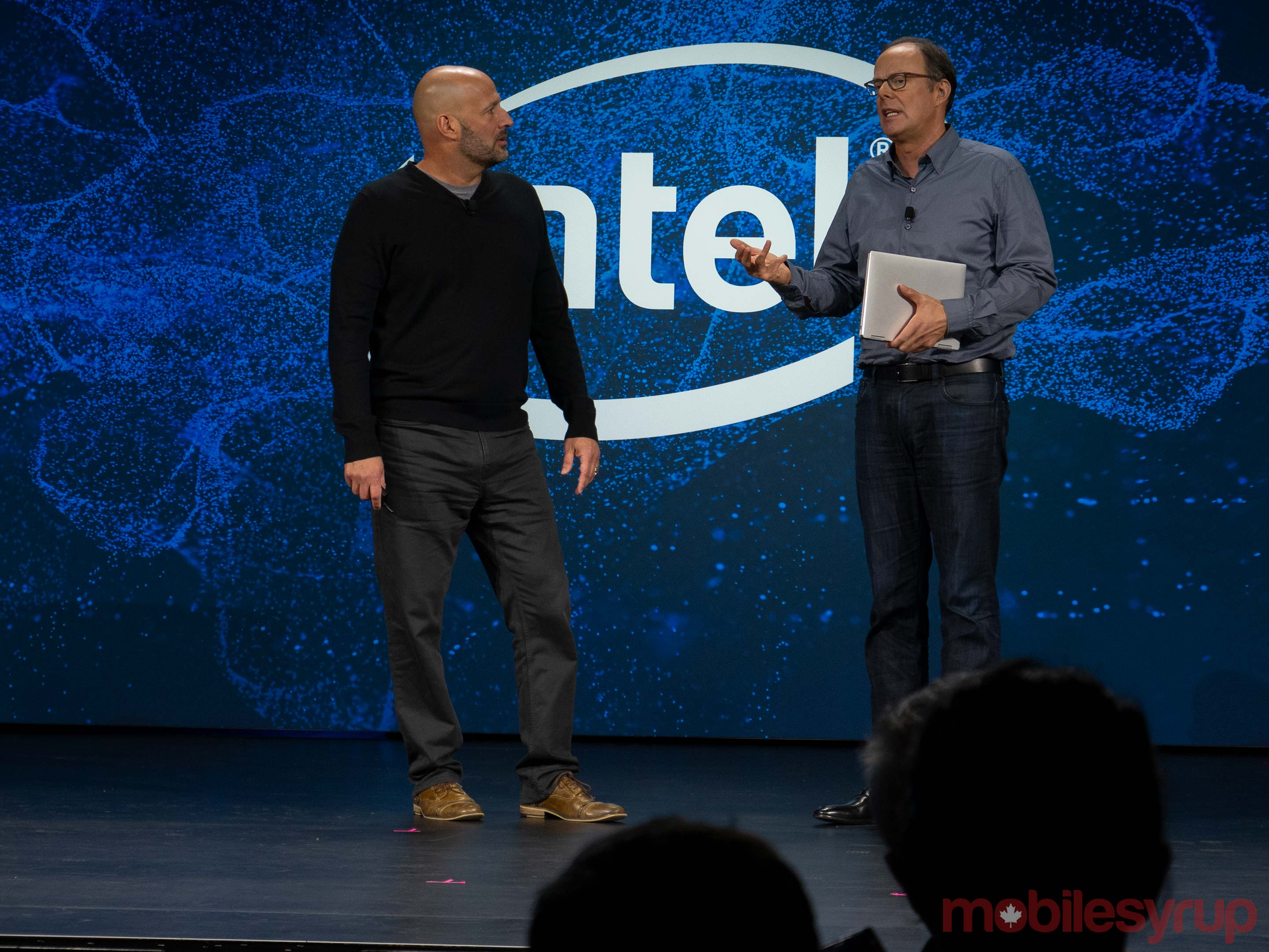 CES 2019: Intel unveils 10nm PC products for AI and 5G