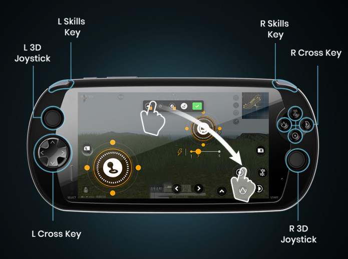 This PlayStation Vita-like gaming phone looks like the