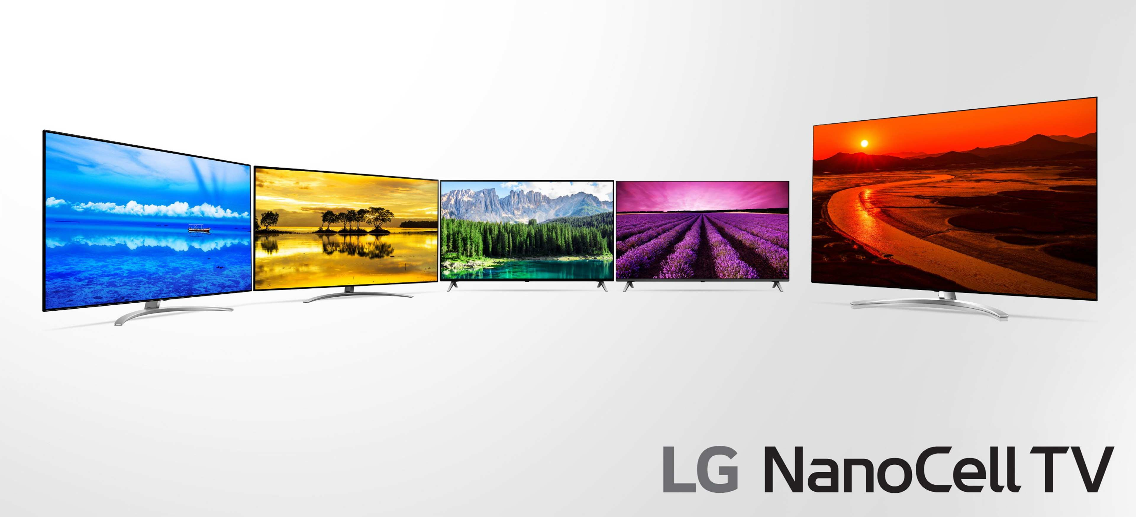 LG's 2019 TV lineup is now available in Canada