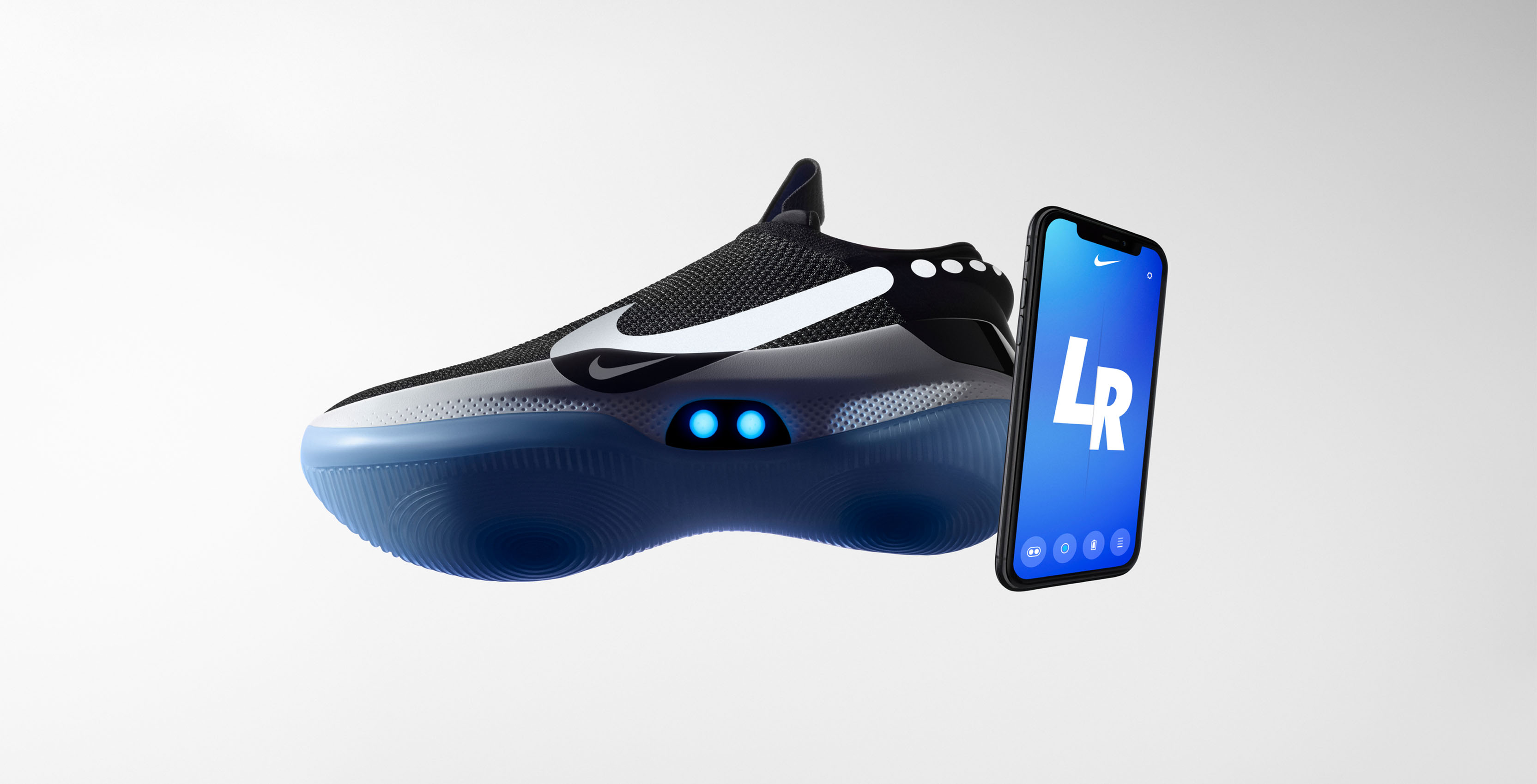 Nike Adapt BB and companion app