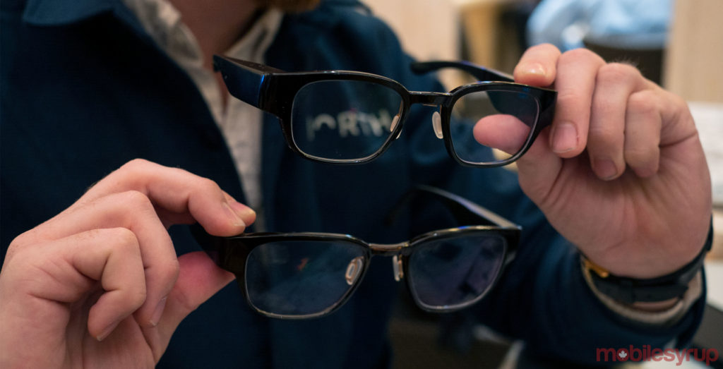 3666d95d2eb Fashion comes first with Waterloo-based North s Focals AR glasses