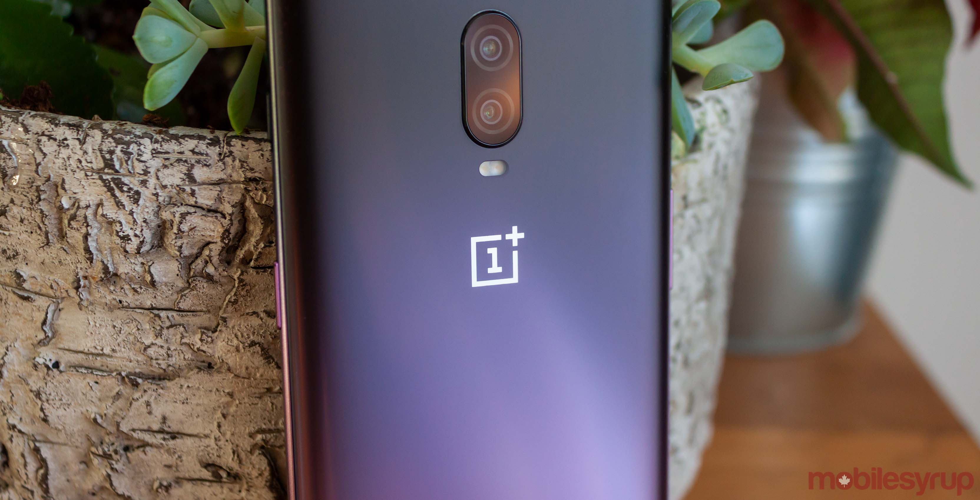 OnePlus 7 live image surfaces online, might be a slider phone
