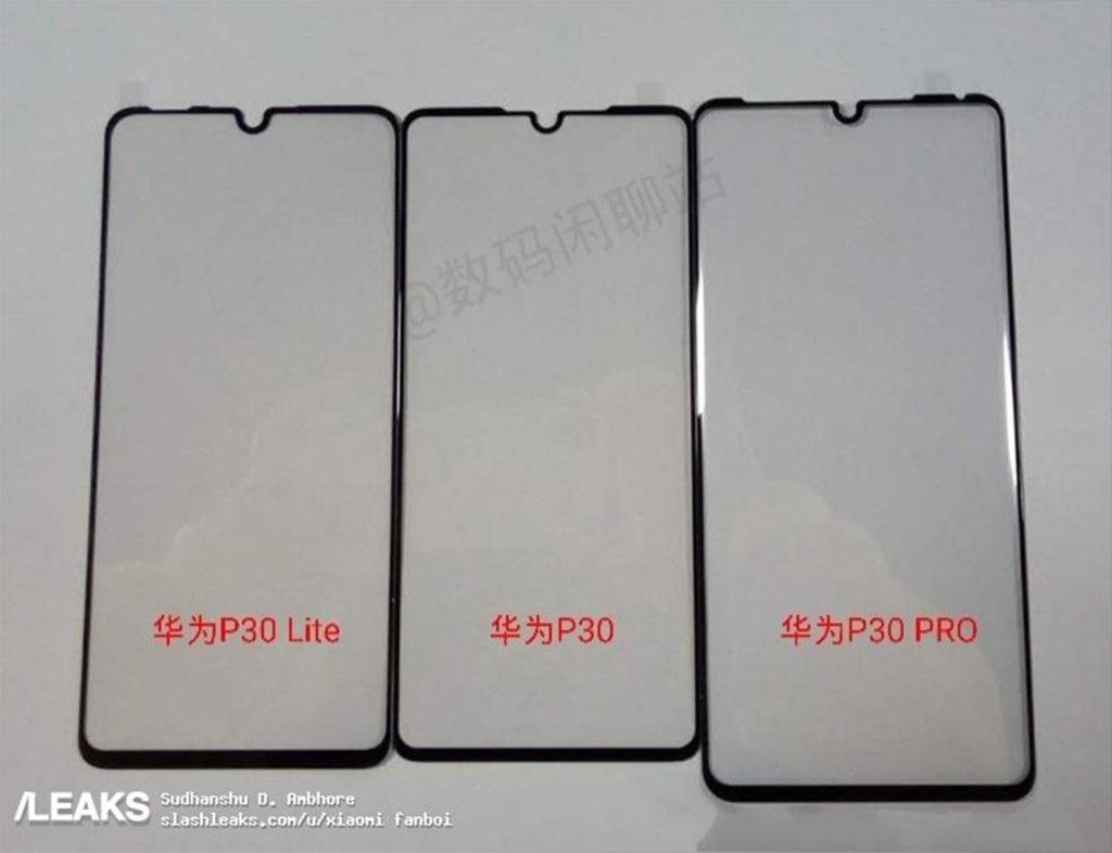 Huawei P30 screen protectors
