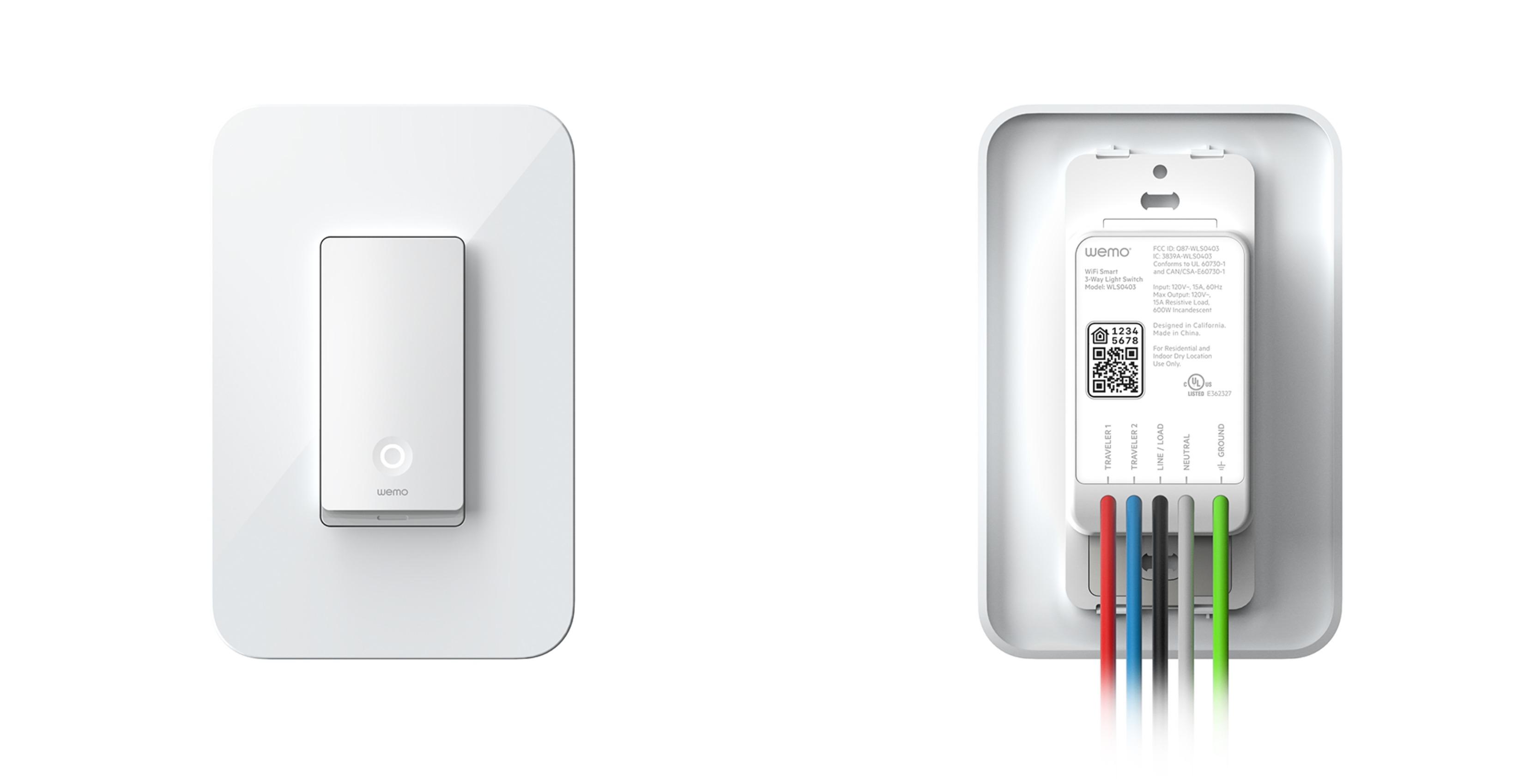 [TVPR_3874]  Belkin reveals 3-way Wemo smart light switch at CES | Wemo Wiring Diagram |  | MobileSyrup