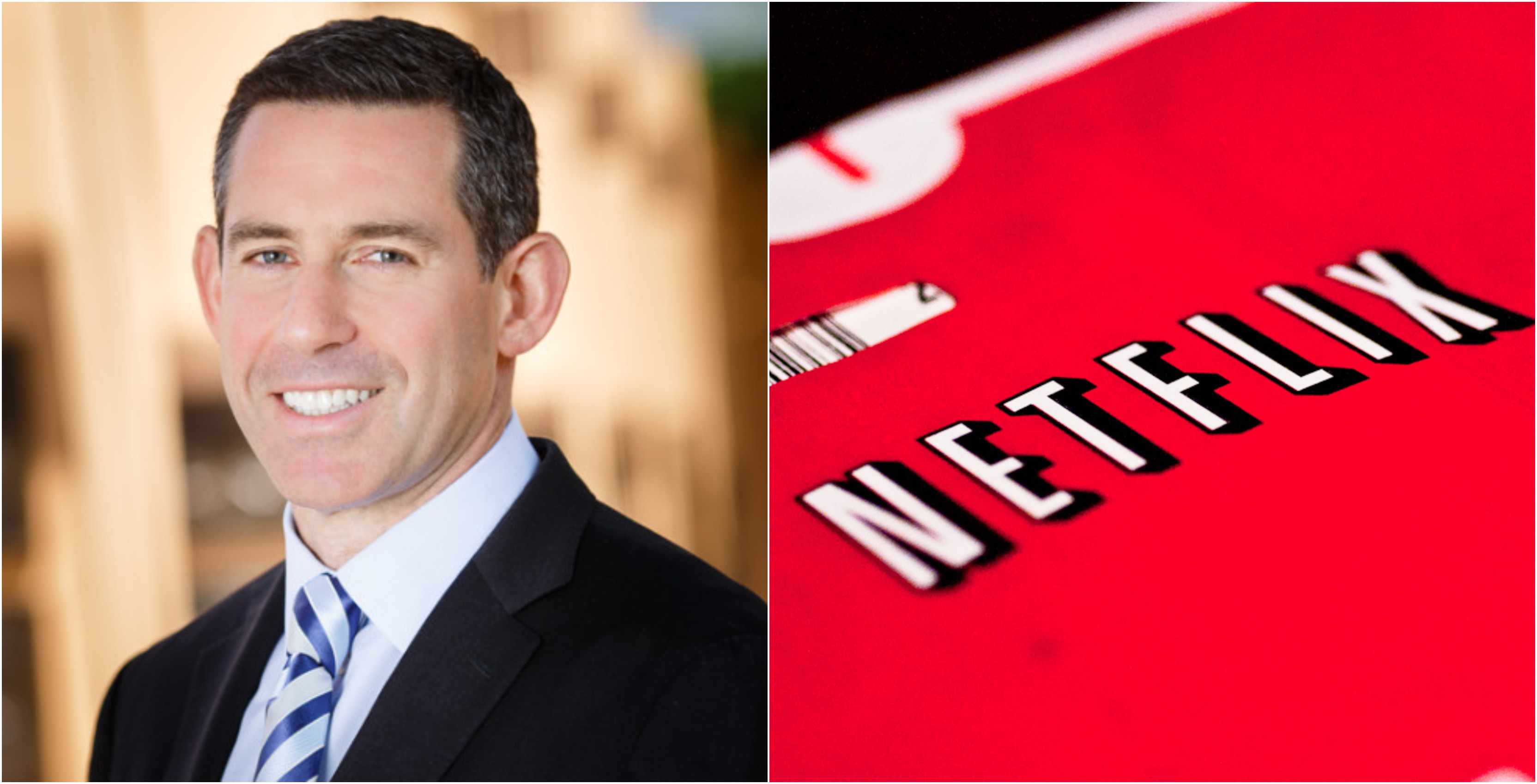 Netflix names former gaming company exec Spencer Neumann as CFO