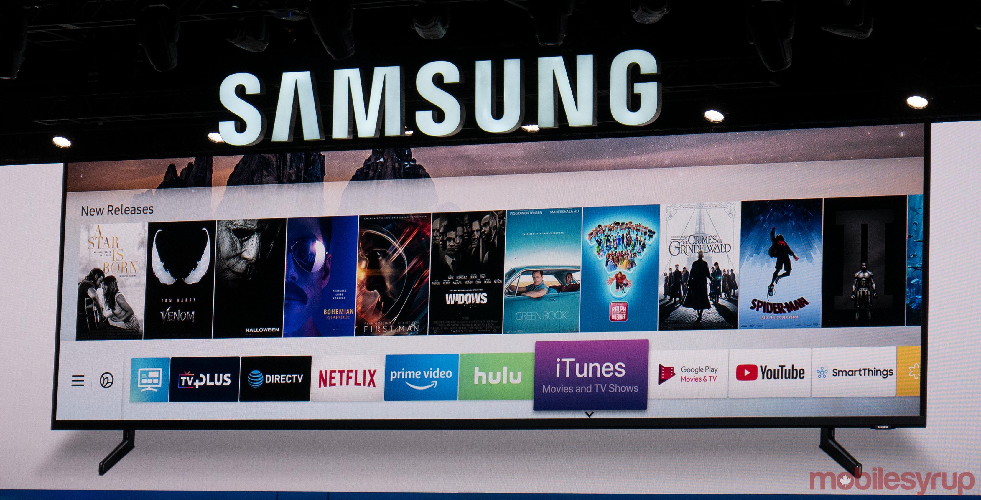 Samsung tweets that smart TVs can get viruses too, then pulls tweet