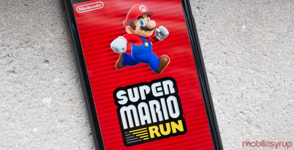 Nintendo says it plans to release 2 to 3 mobile games a year