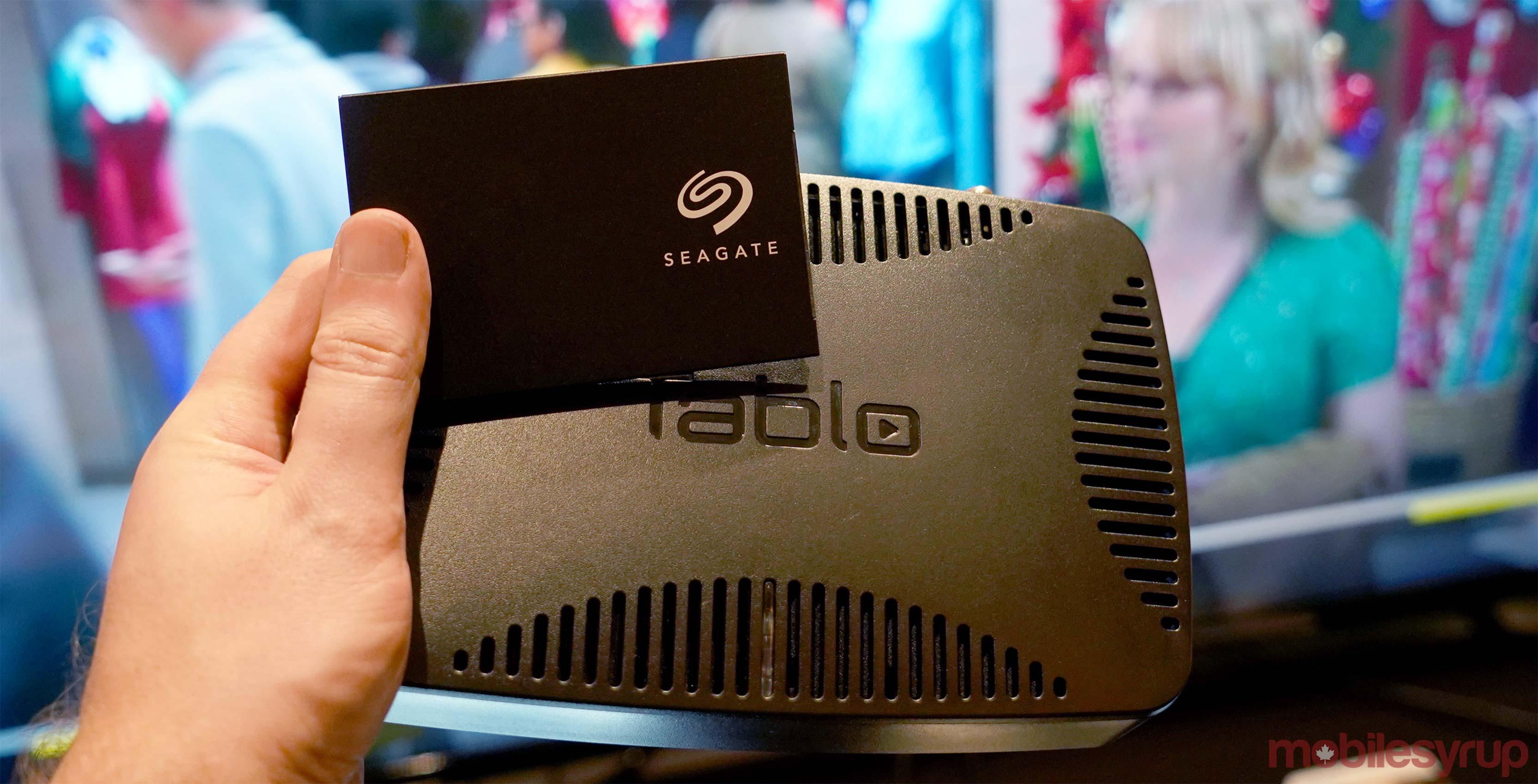 d85e6fa5c672 Ottawa-based Nuvyyo unveiled its latest cord-cutting DVR called the Tablo  Quad