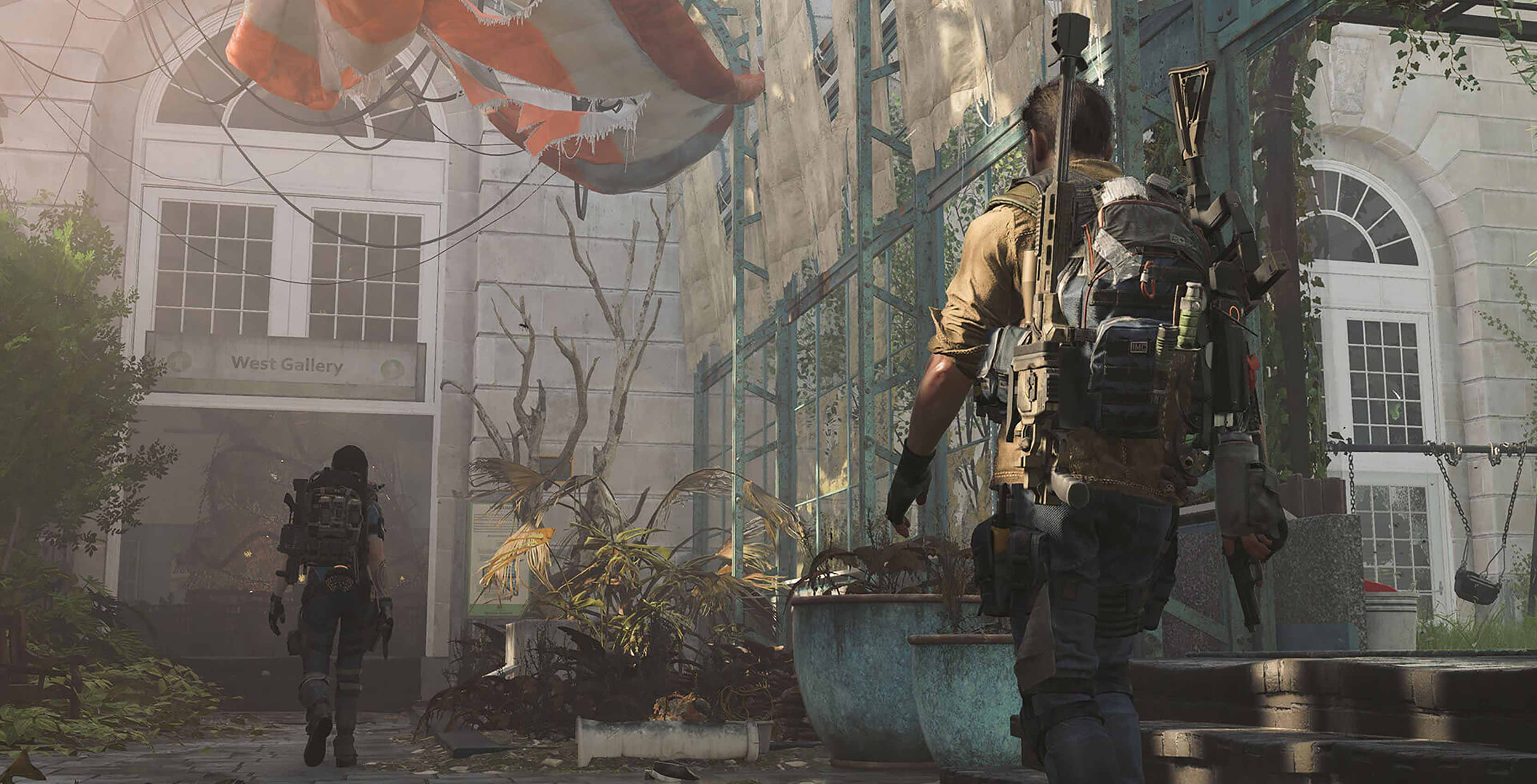 The Division 2 Is Launching on Epic Games Store, Not Steam
