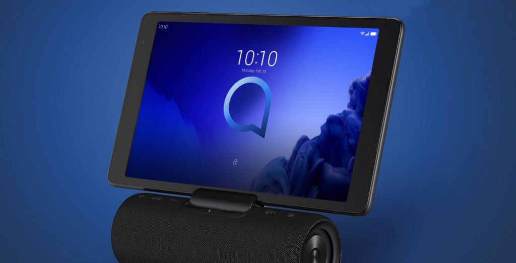 Alcatel announces new smart home tablet at MWC 2019