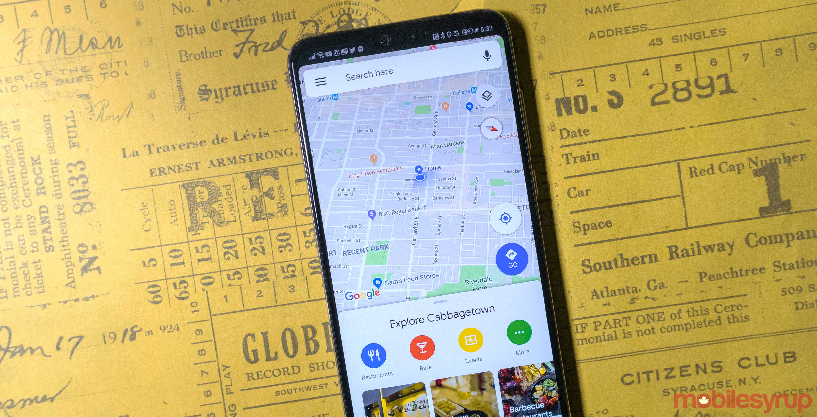 Google may automatically clear your location history in the upcoming on