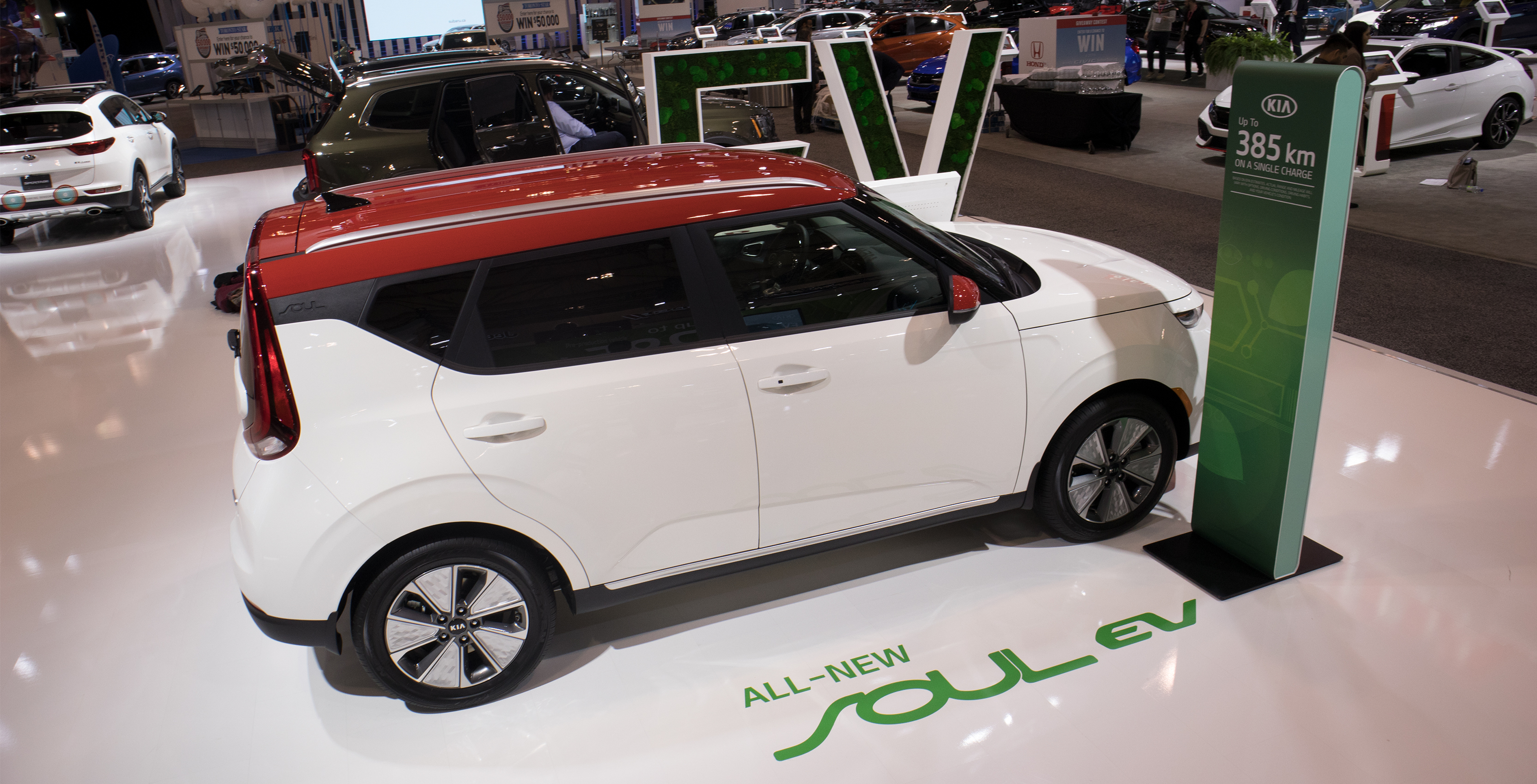 The New 2020 Kia Soul Ev Revamps Both Performance And Looks