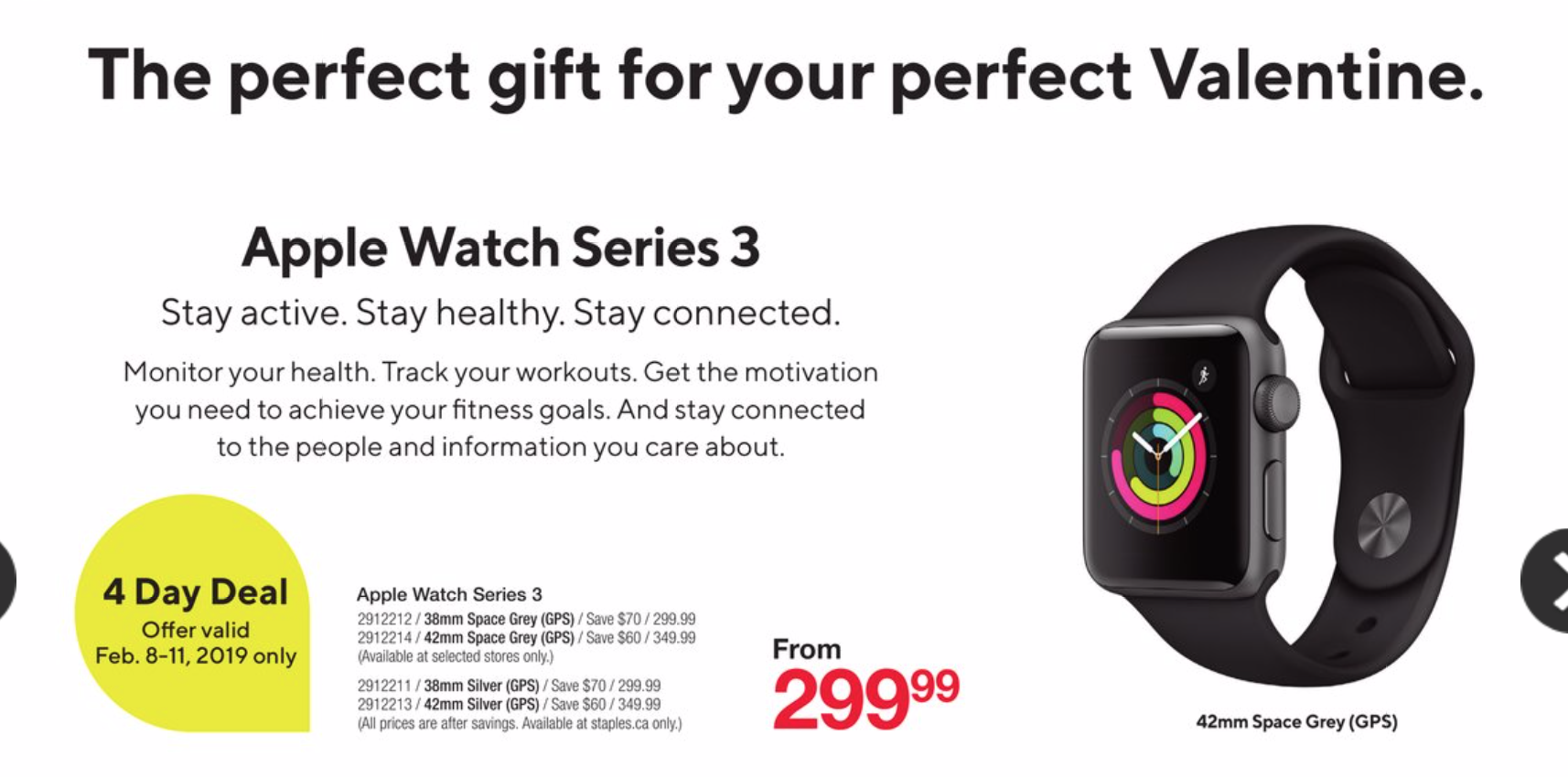 bc39c7642 This is one of the better Apple Watch deals I ve come across lately