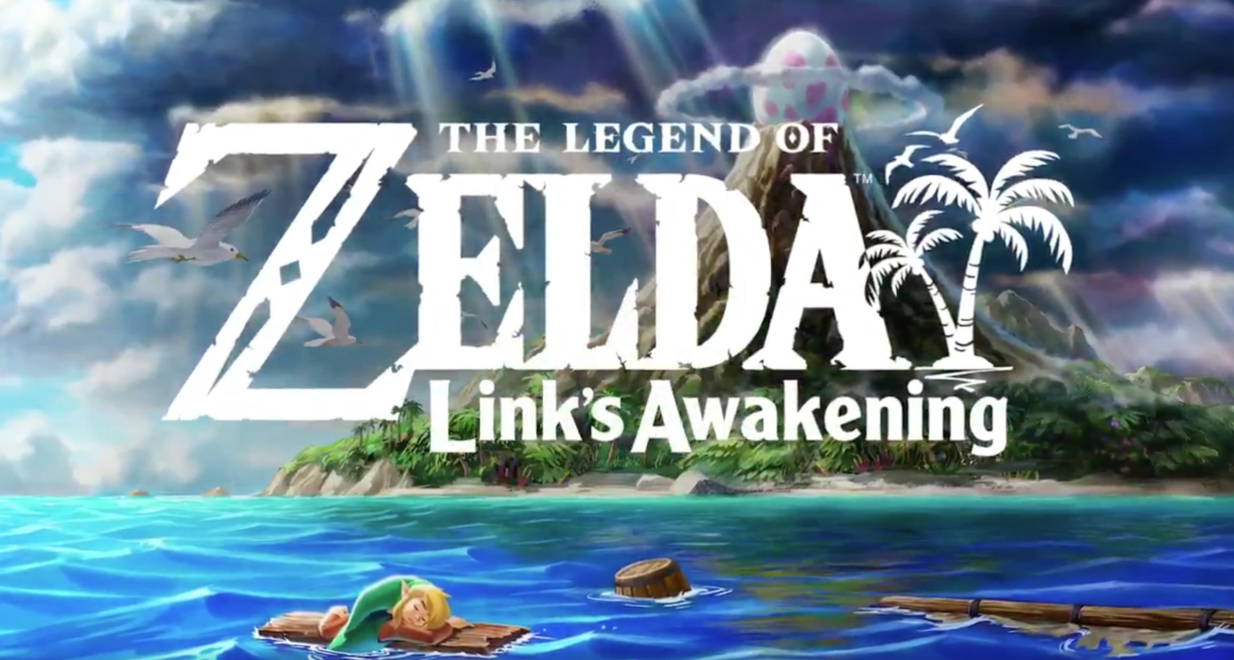 Link's Awakening Nintendo Switch