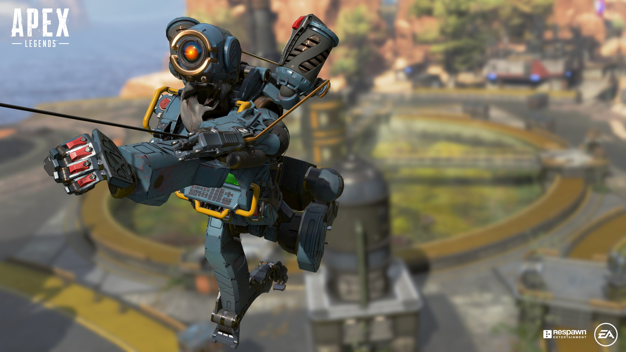 Data Mine Hints At New Game Modes Coming To Respawn S Apex Legends