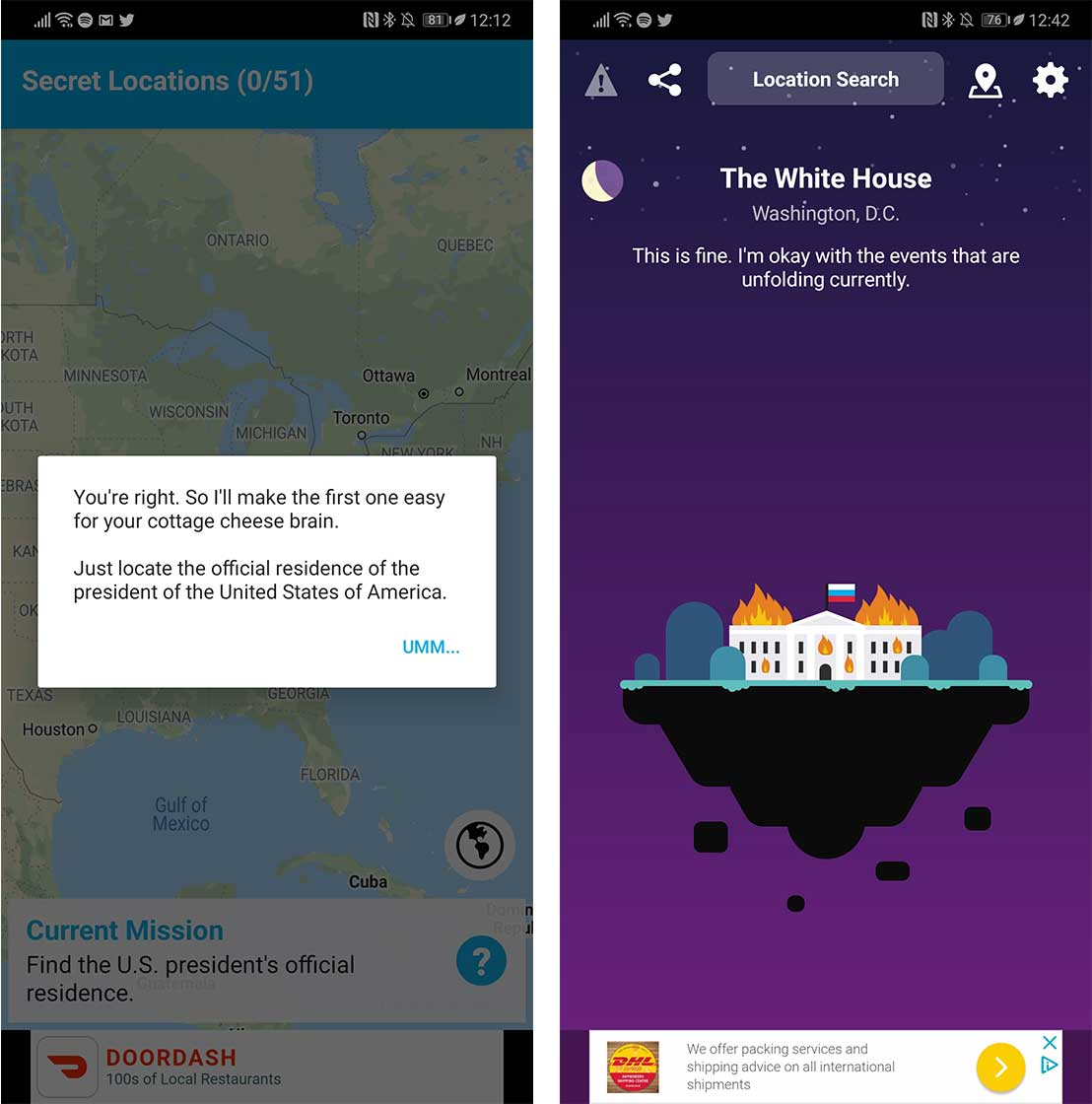 Carrot Weather is a paid weather app that's worth it [App of