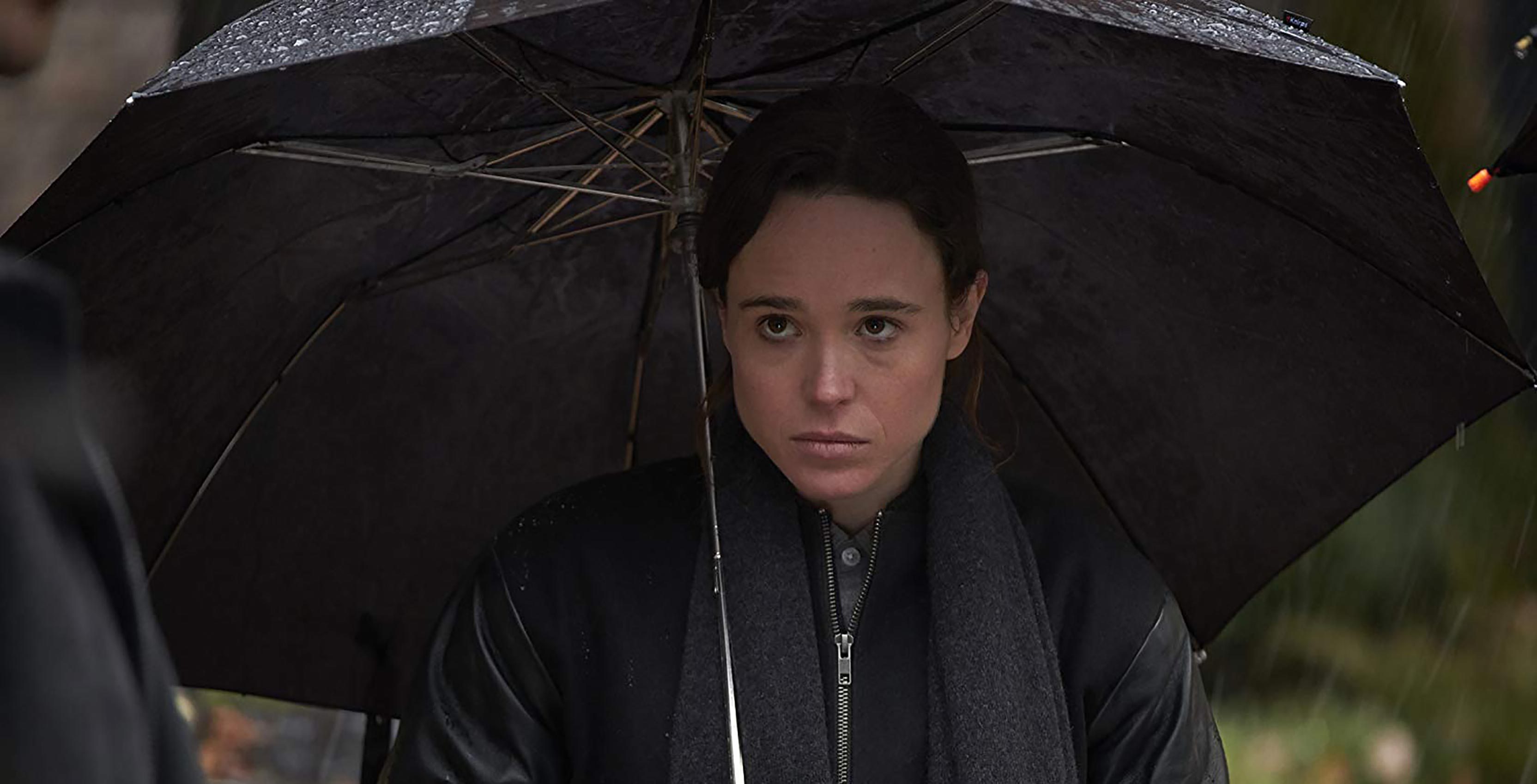 Ellen Page The Umbrella Academy