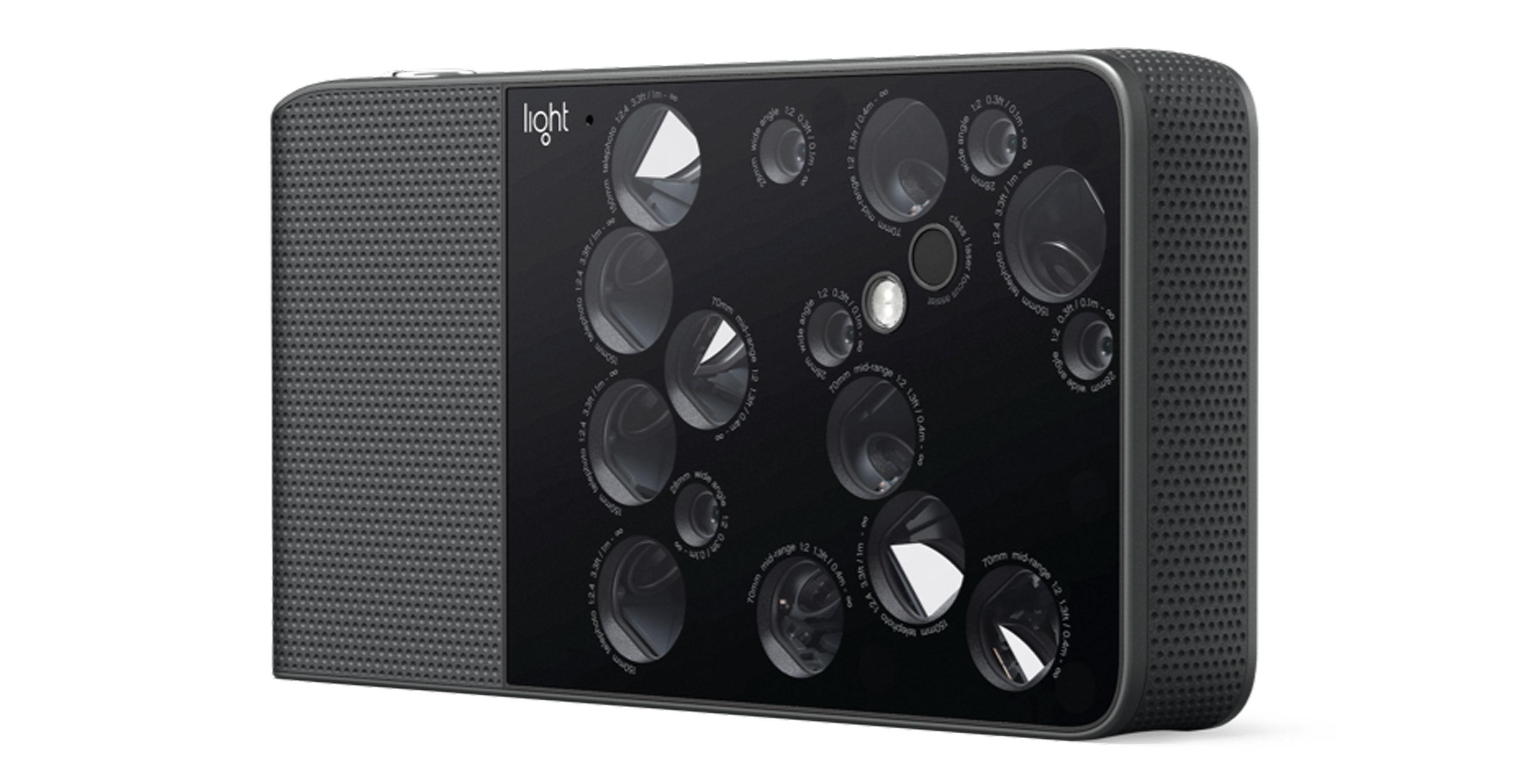 Light's L16 camera