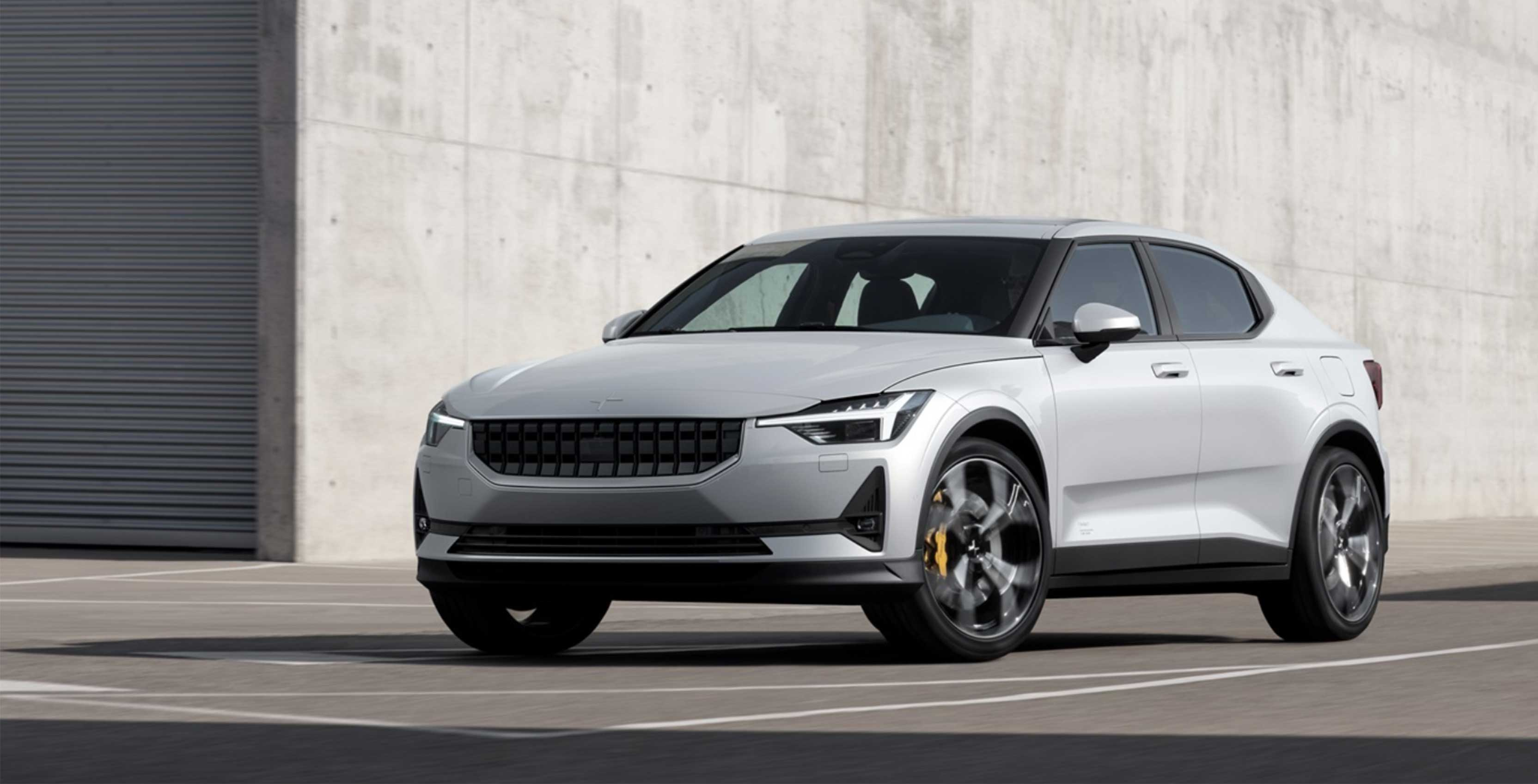 Volvo's Polestar unveils new electric auto  to rival Tesla