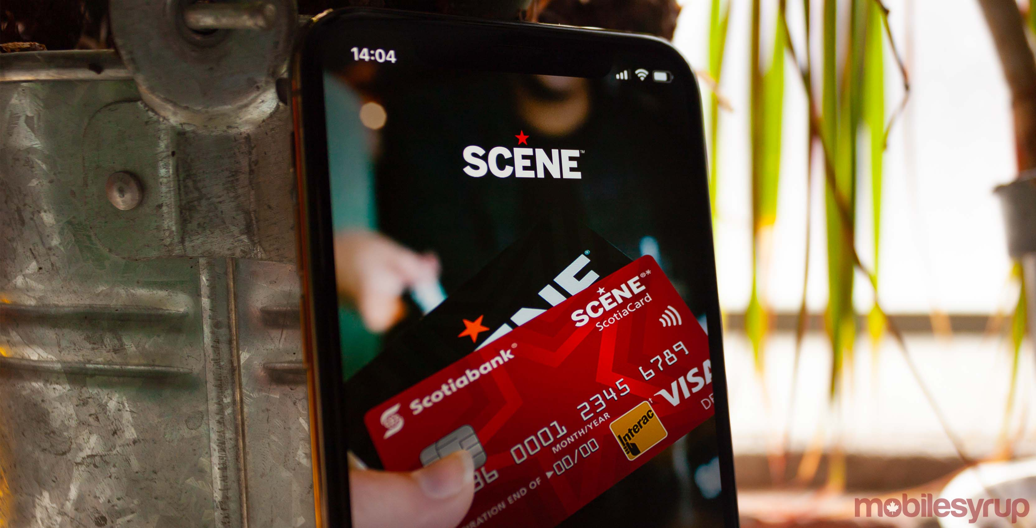 Scene app