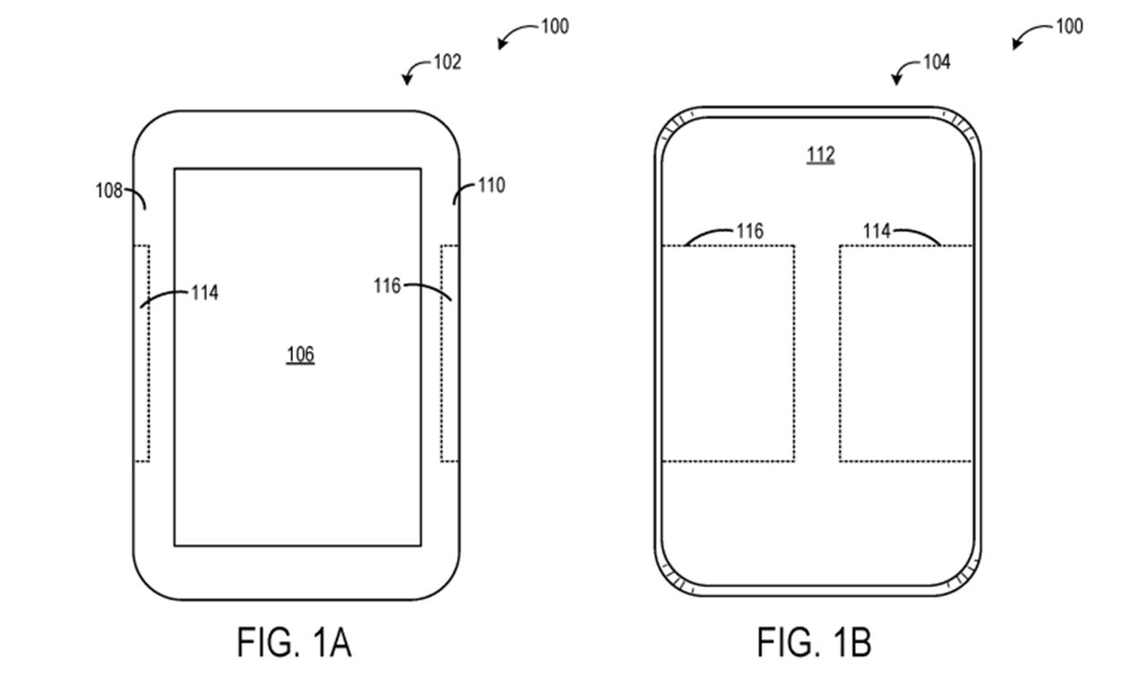 Smart fabrics on tablets