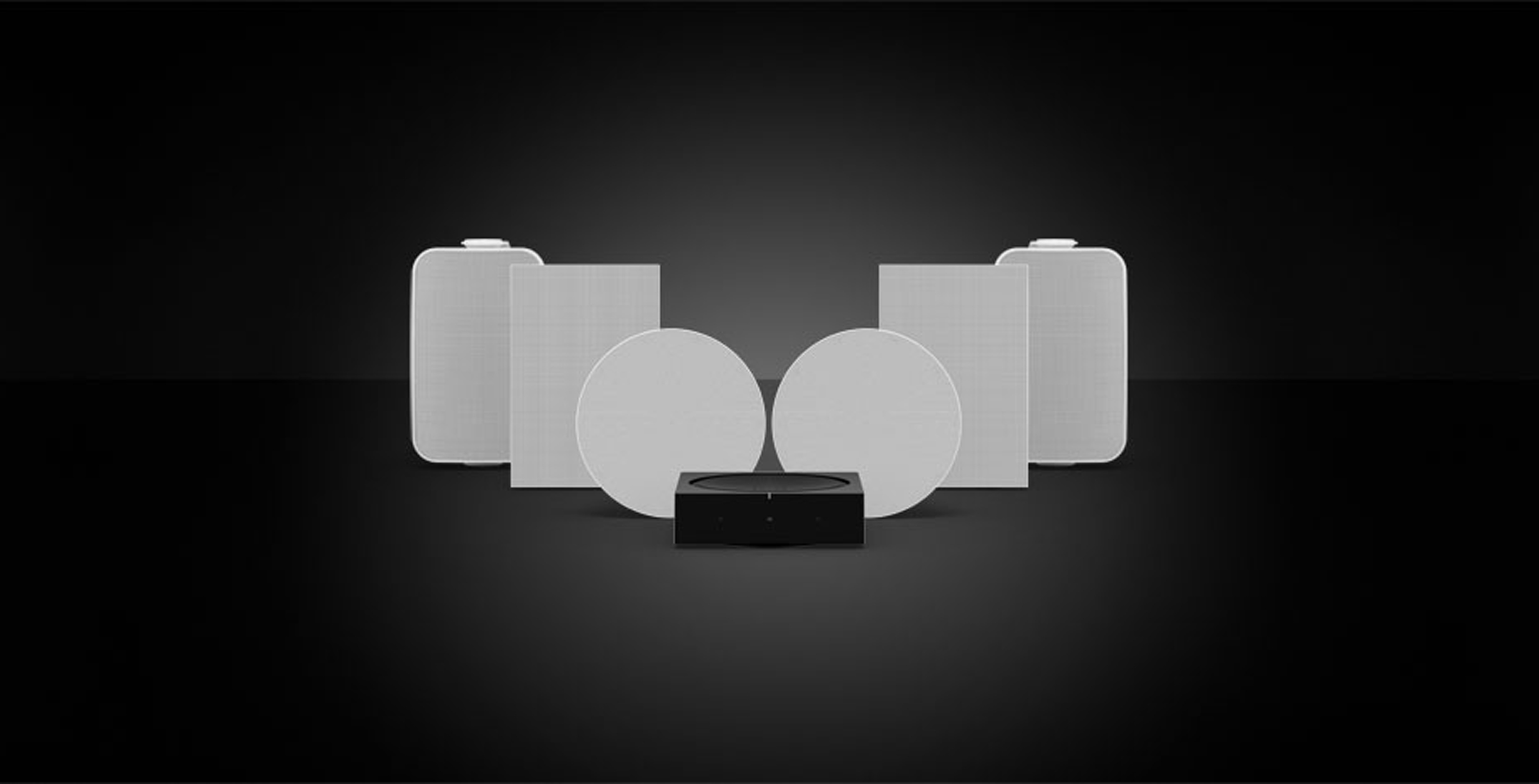 Sonos Sonance speakers